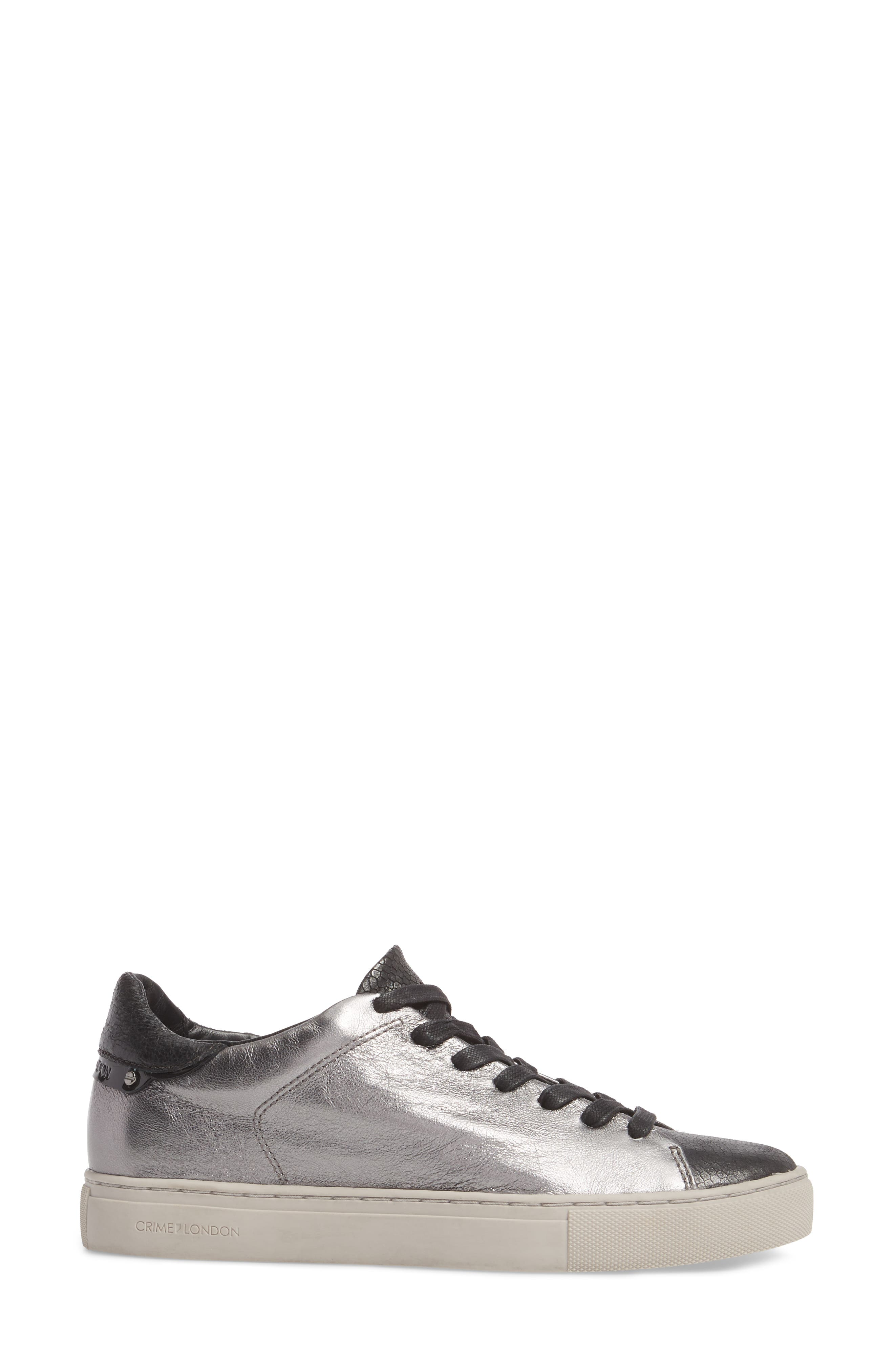 Beat Sneaker,                             Alternate thumbnail 3, color,                             Gray - 62