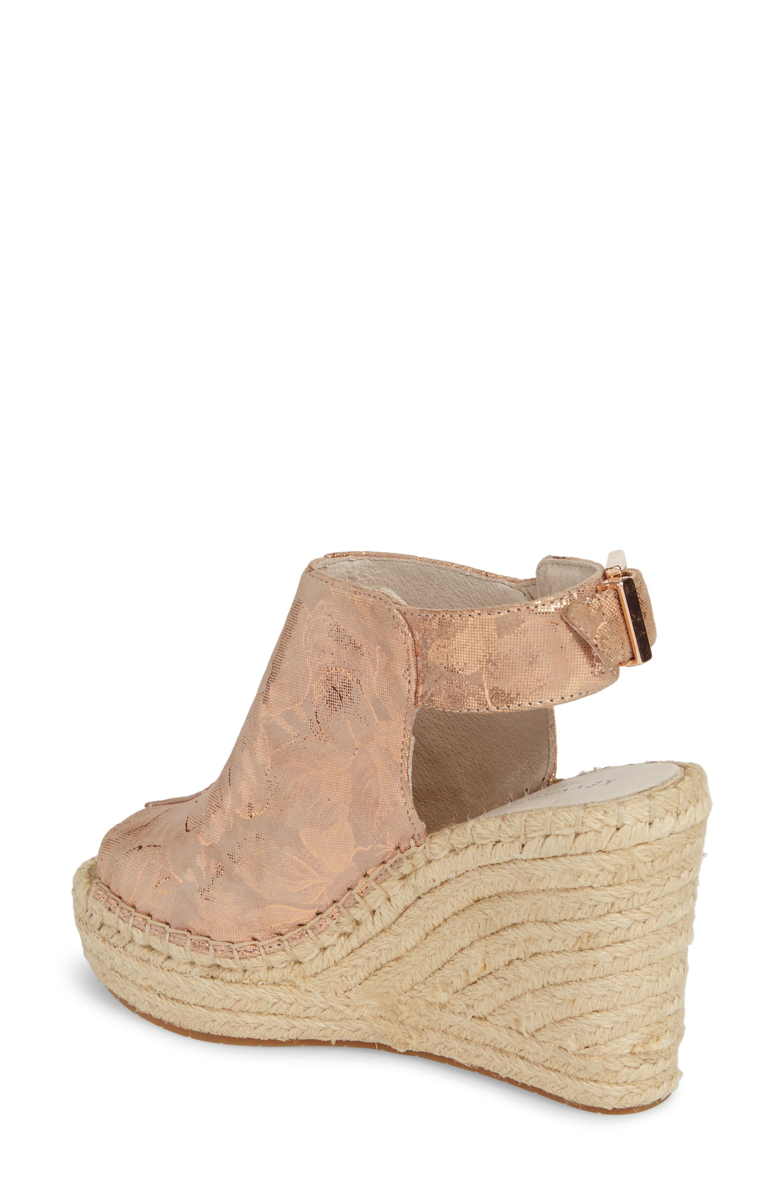 Alternate Image 2  - Kenneth Cole New York 'Olivia' Wedge Sandal (Women)
