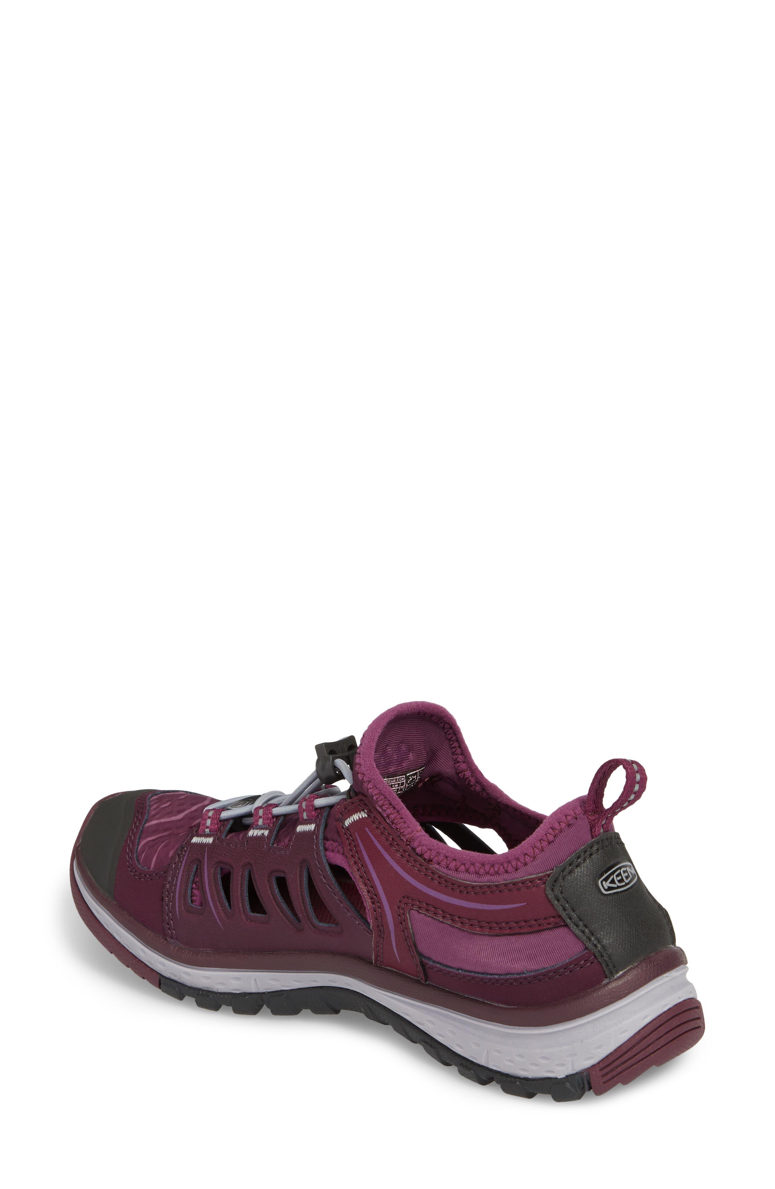 Terradora Ethos Hiking Sneaker,                             Alternate thumbnail 2, color,                             Grape Wine/ Grape Kiss