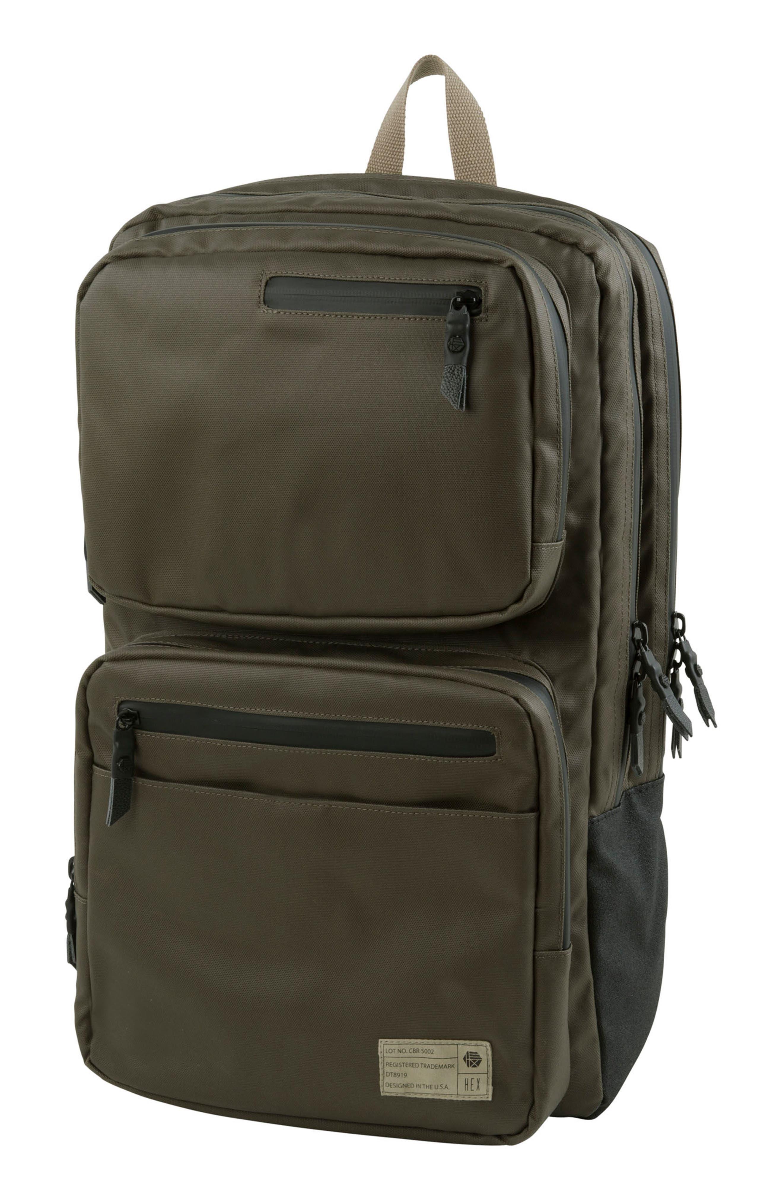 Patrol Backpack,                             Main thumbnail 1, color,                             Olive