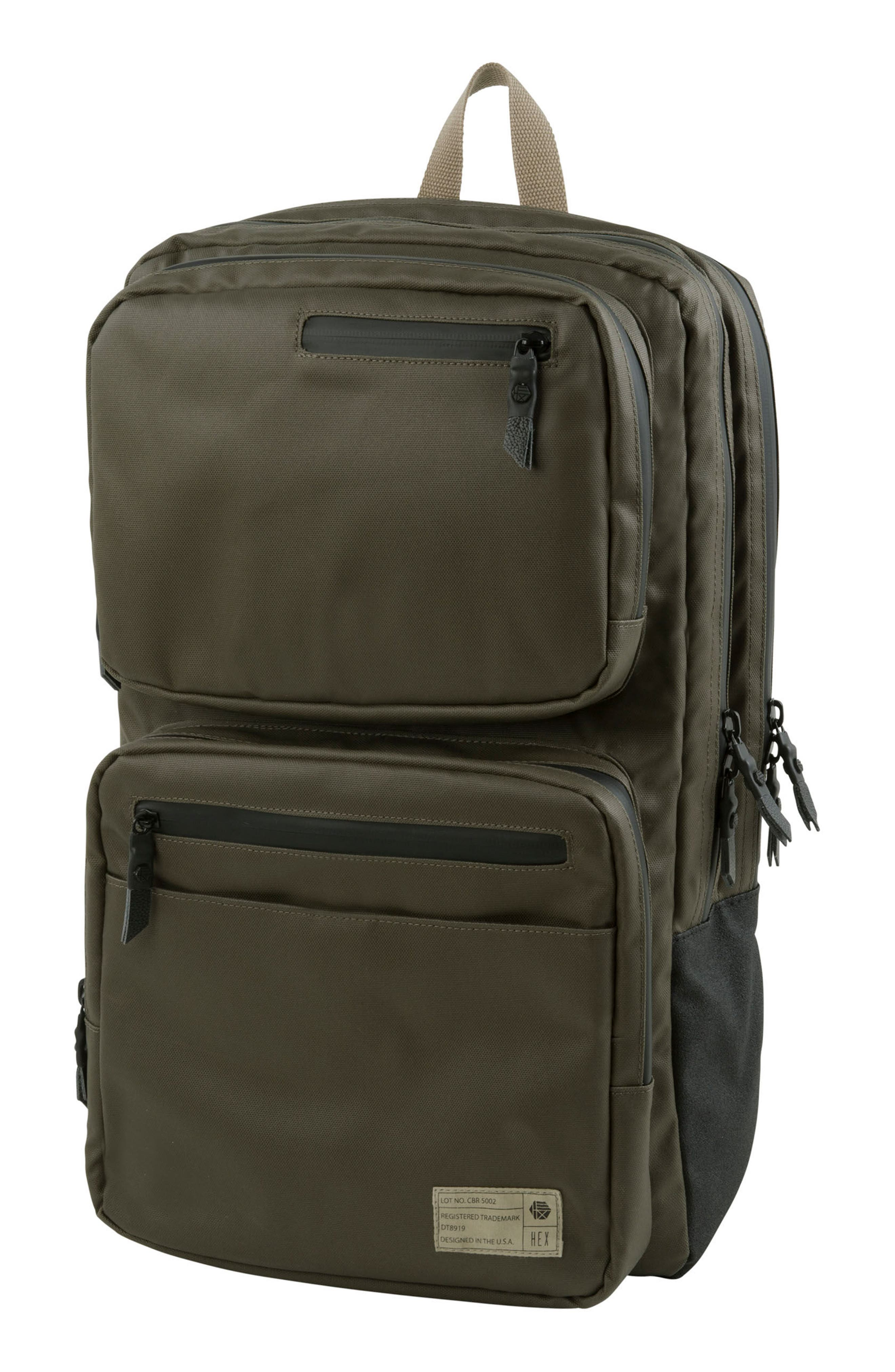 Patrol Backpack,                         Main,                         color, Olive
