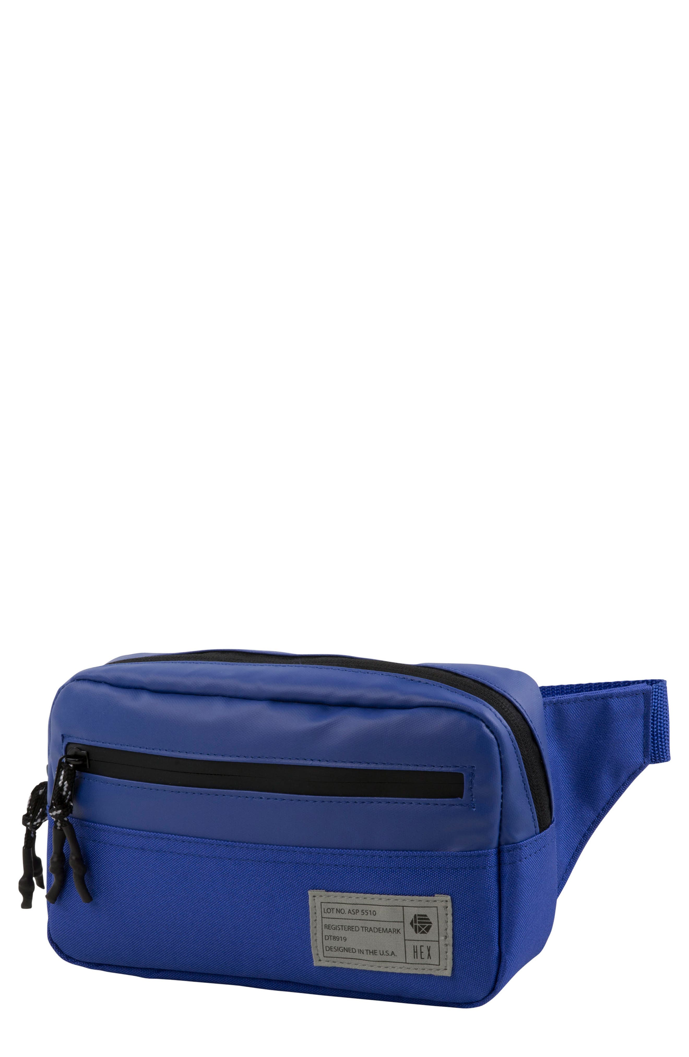 HEX Aspect Collection Water Resistant Waist Pack