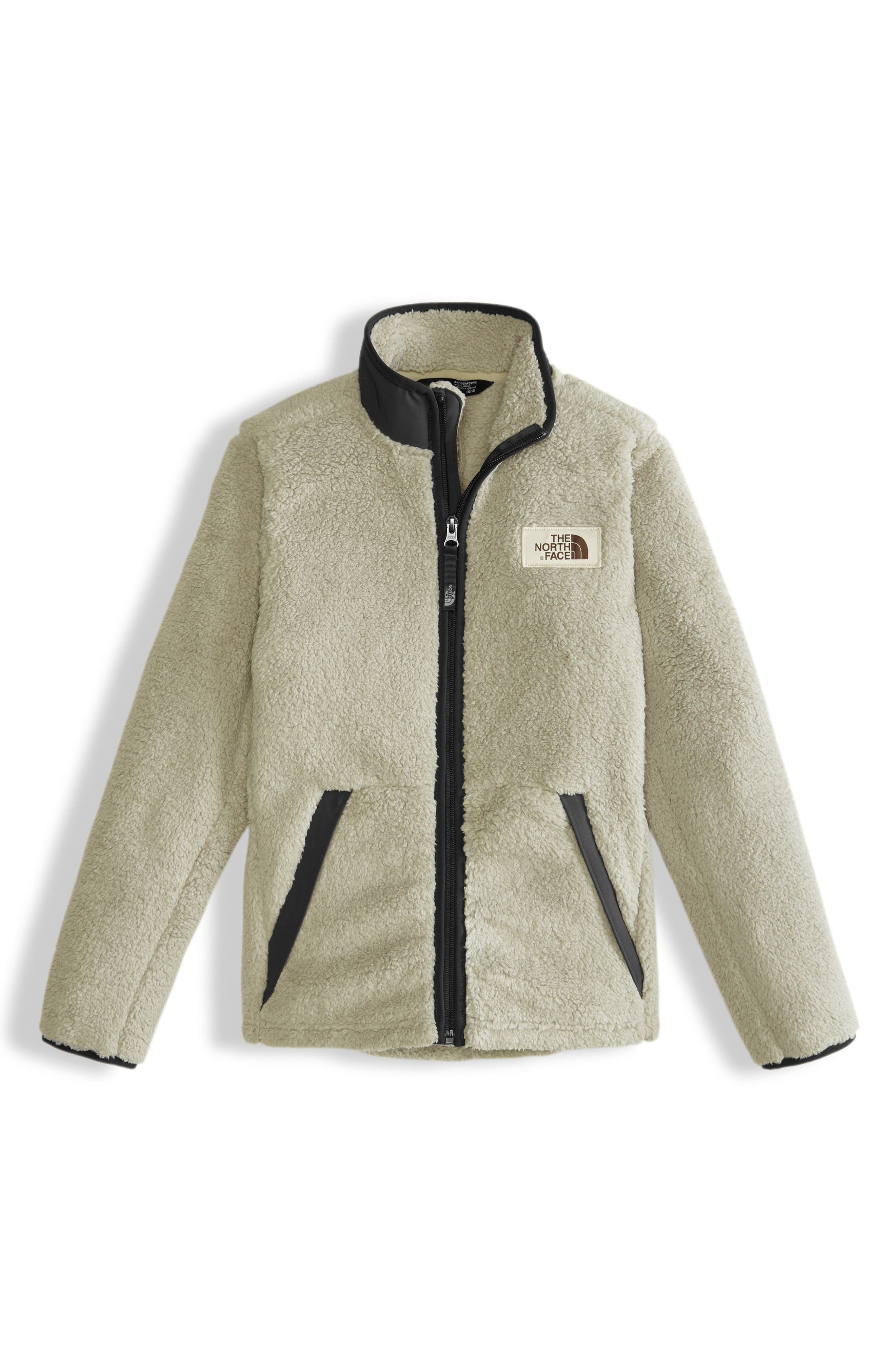 The North Face Campshire Full Zip Jacket (Big Boys)