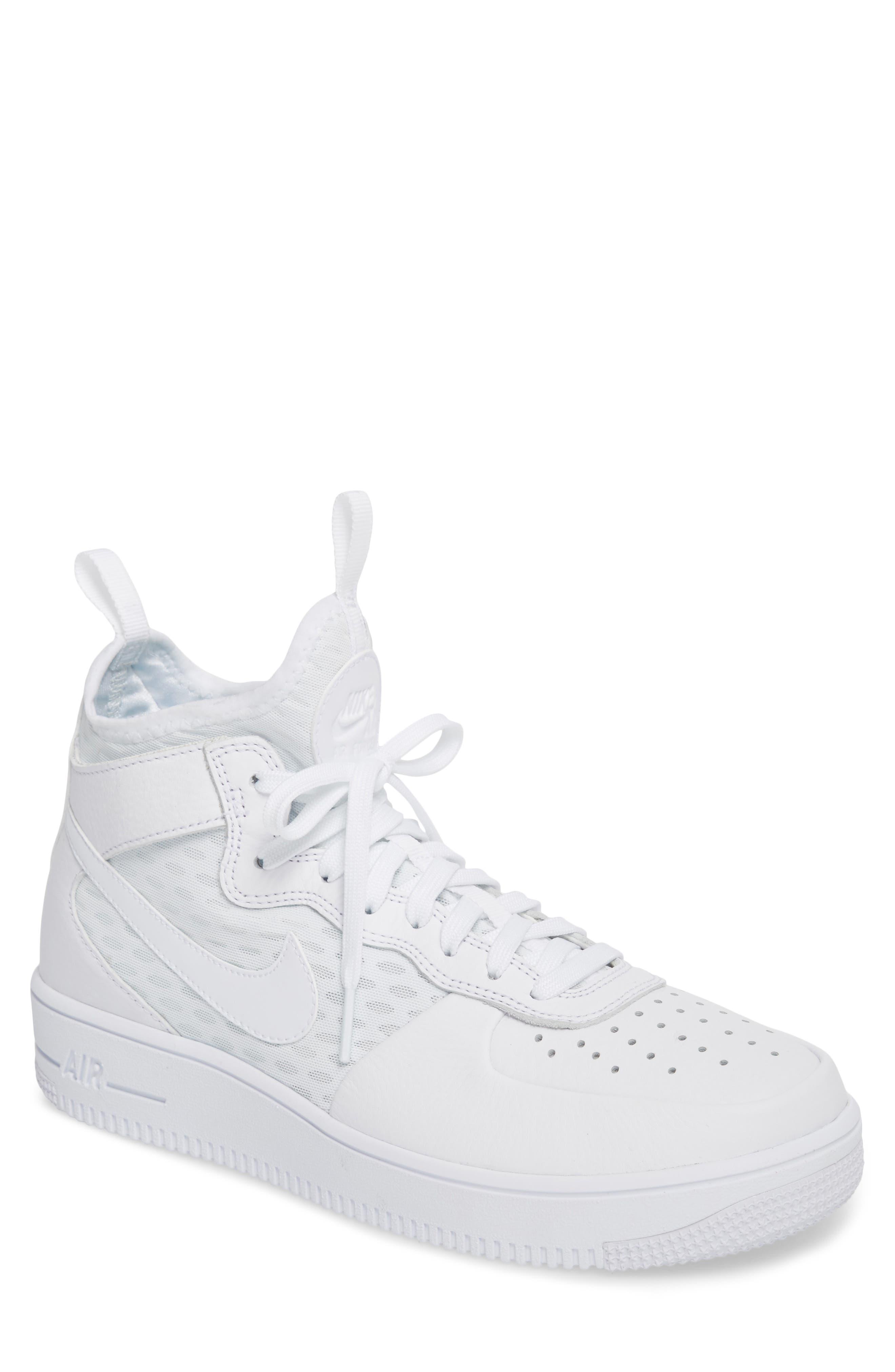 Nike Air Force 1 Ultraforce Mid Sneaker (Men)