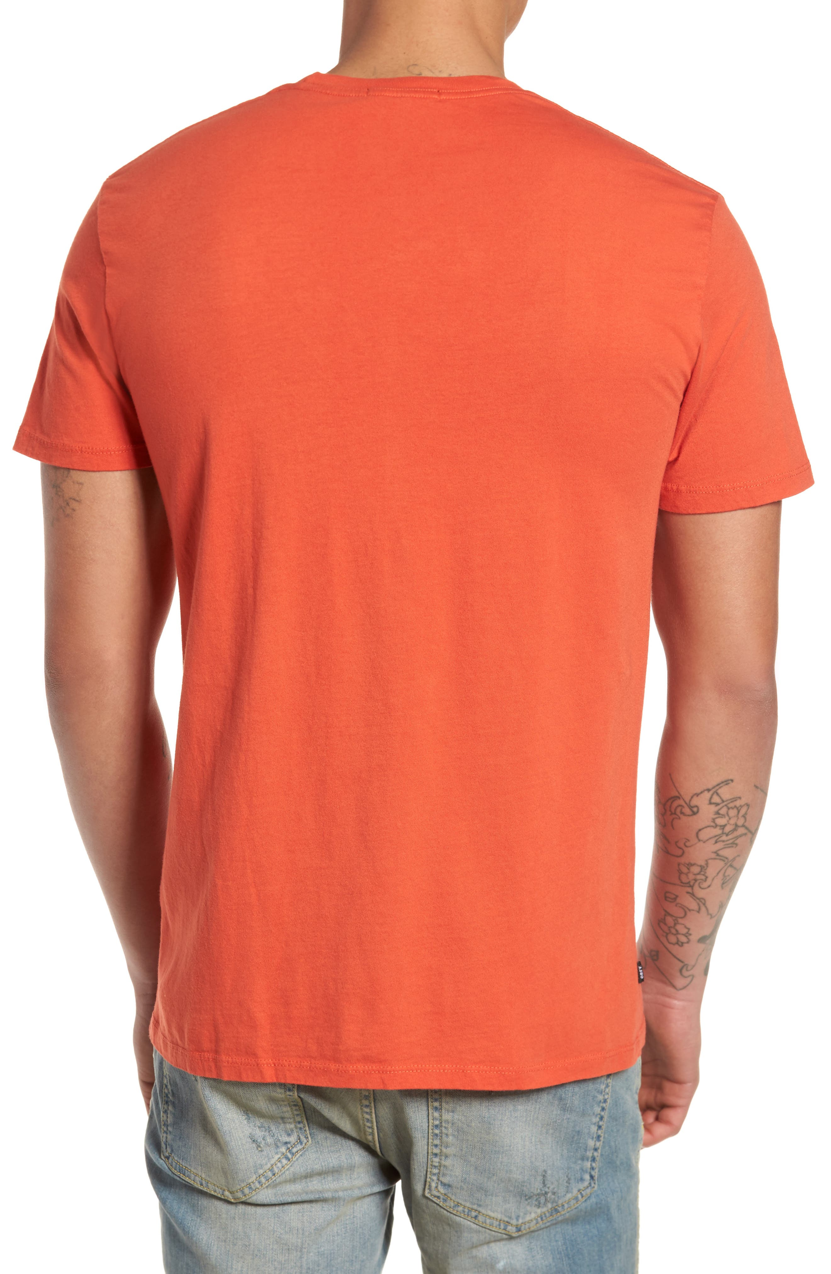Alternate Image 2  - Obey Old Script Superior T-Shirt