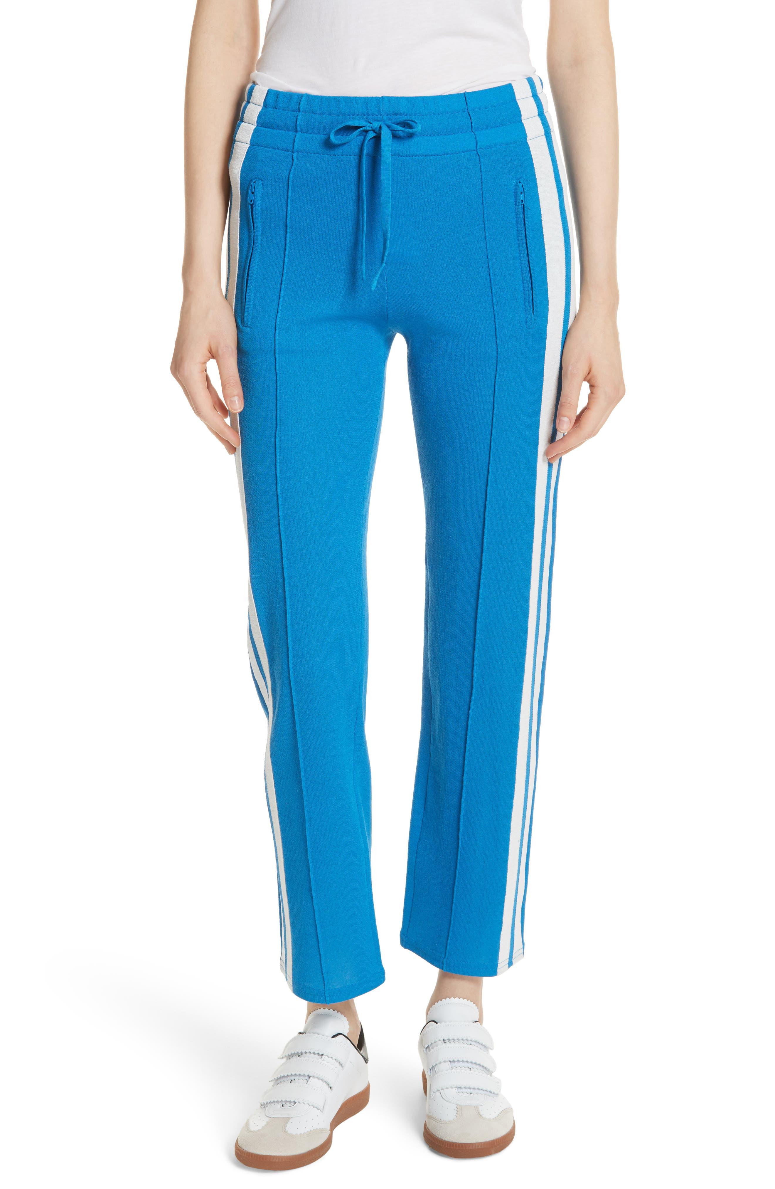 Isabel Marant Étoile Dobbs Pants,                         Main,                         color, Electric Blue