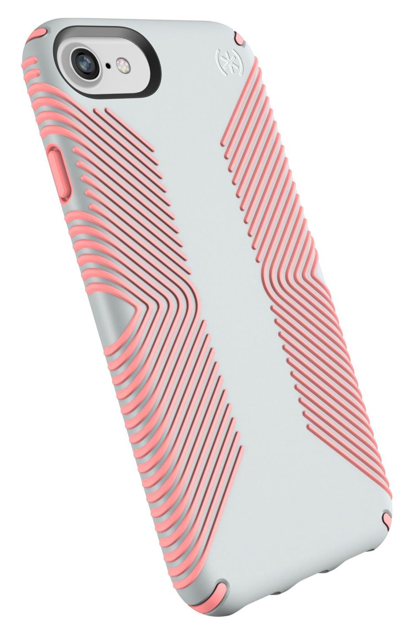 Alternate Image 4  - Speck Grip iPhone 6/6s/7/8 Case