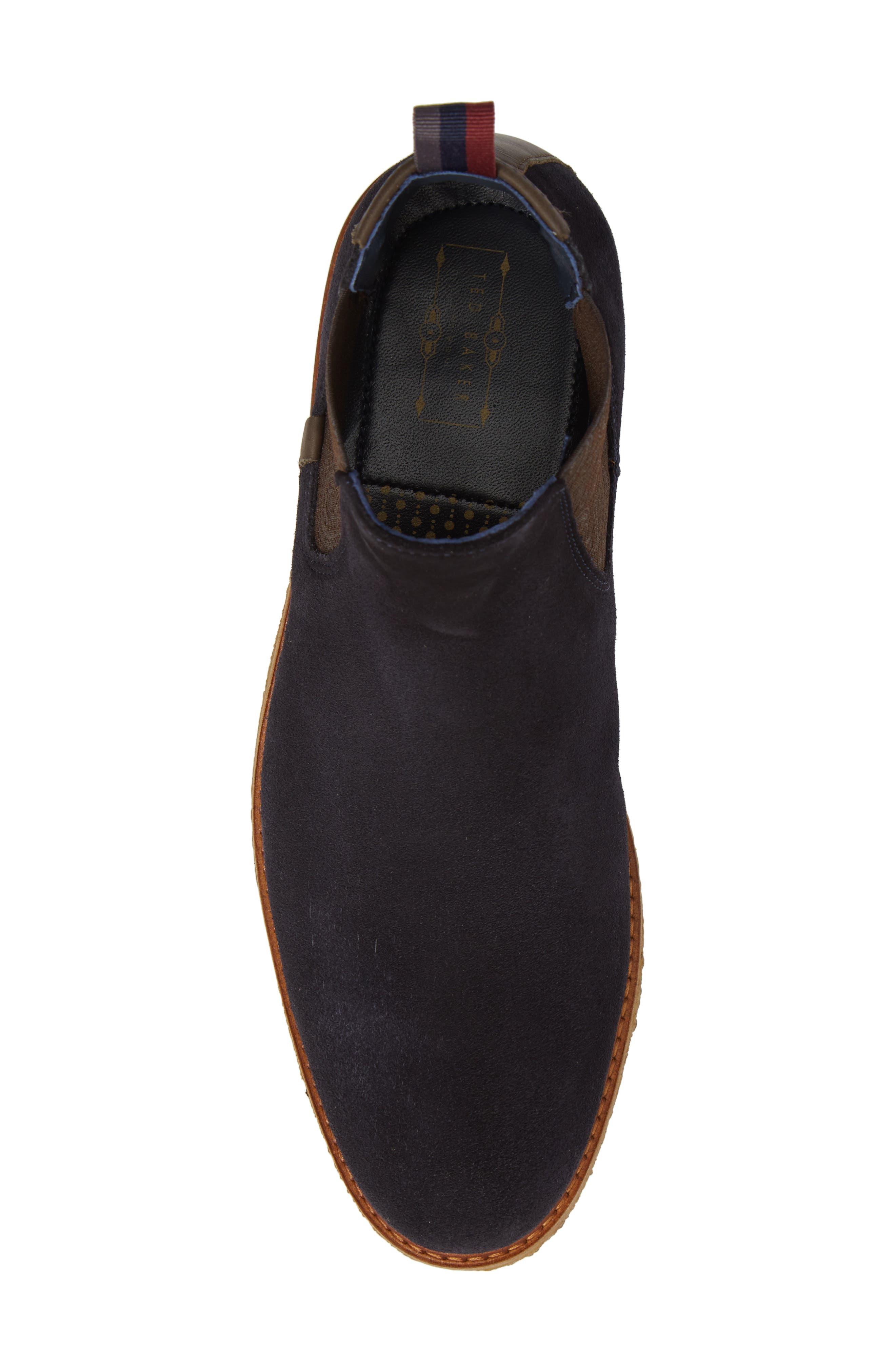 Alternate Image 5  - Ted Baker London Bronzo Chelsea Boot (Men)