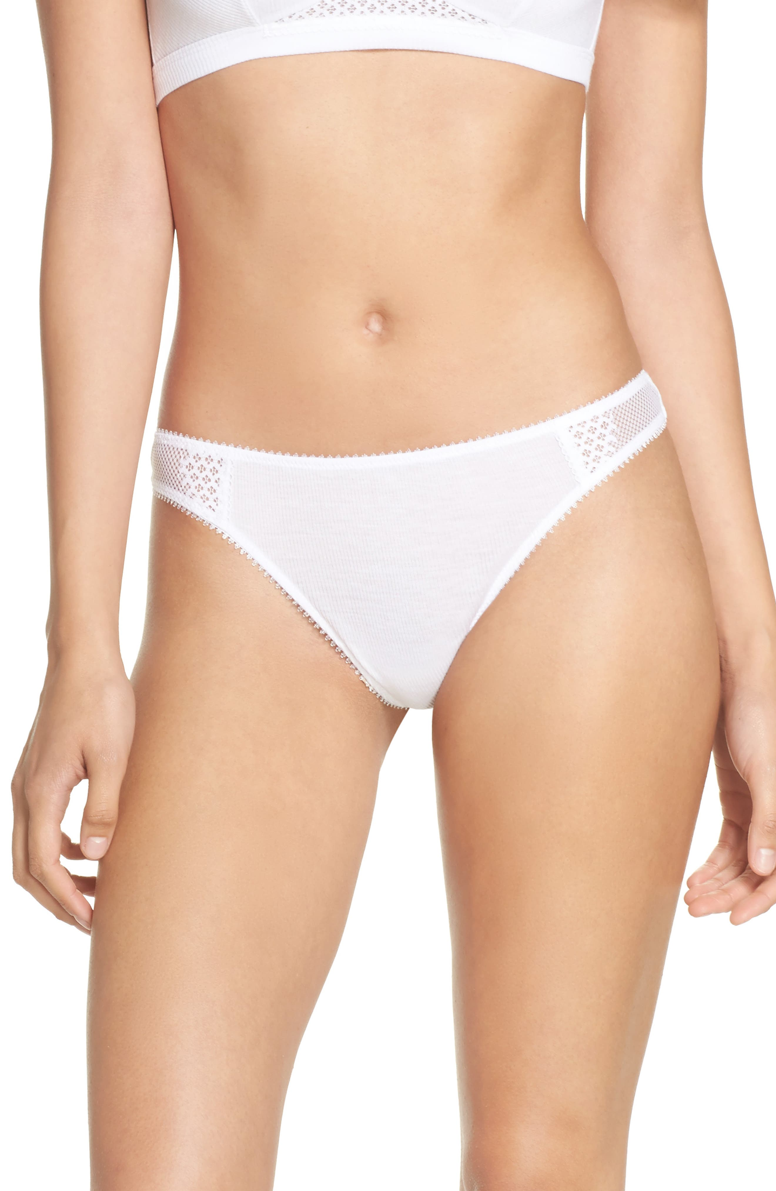 On Gossamer Low Rise Thong (3 for $45)