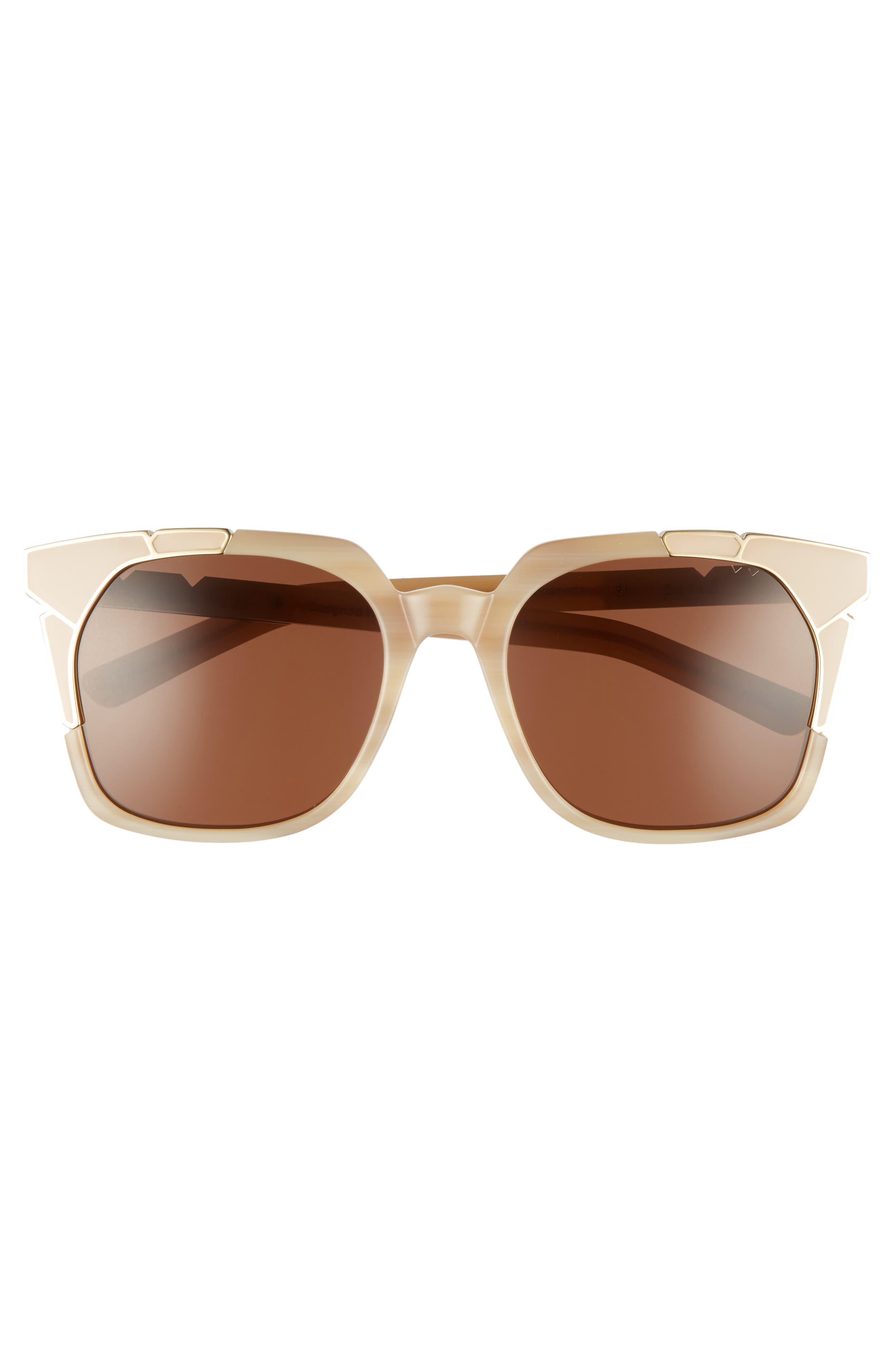 Alternate Image 3  - Pared Tutti & Frutti 55mm Sunglasses