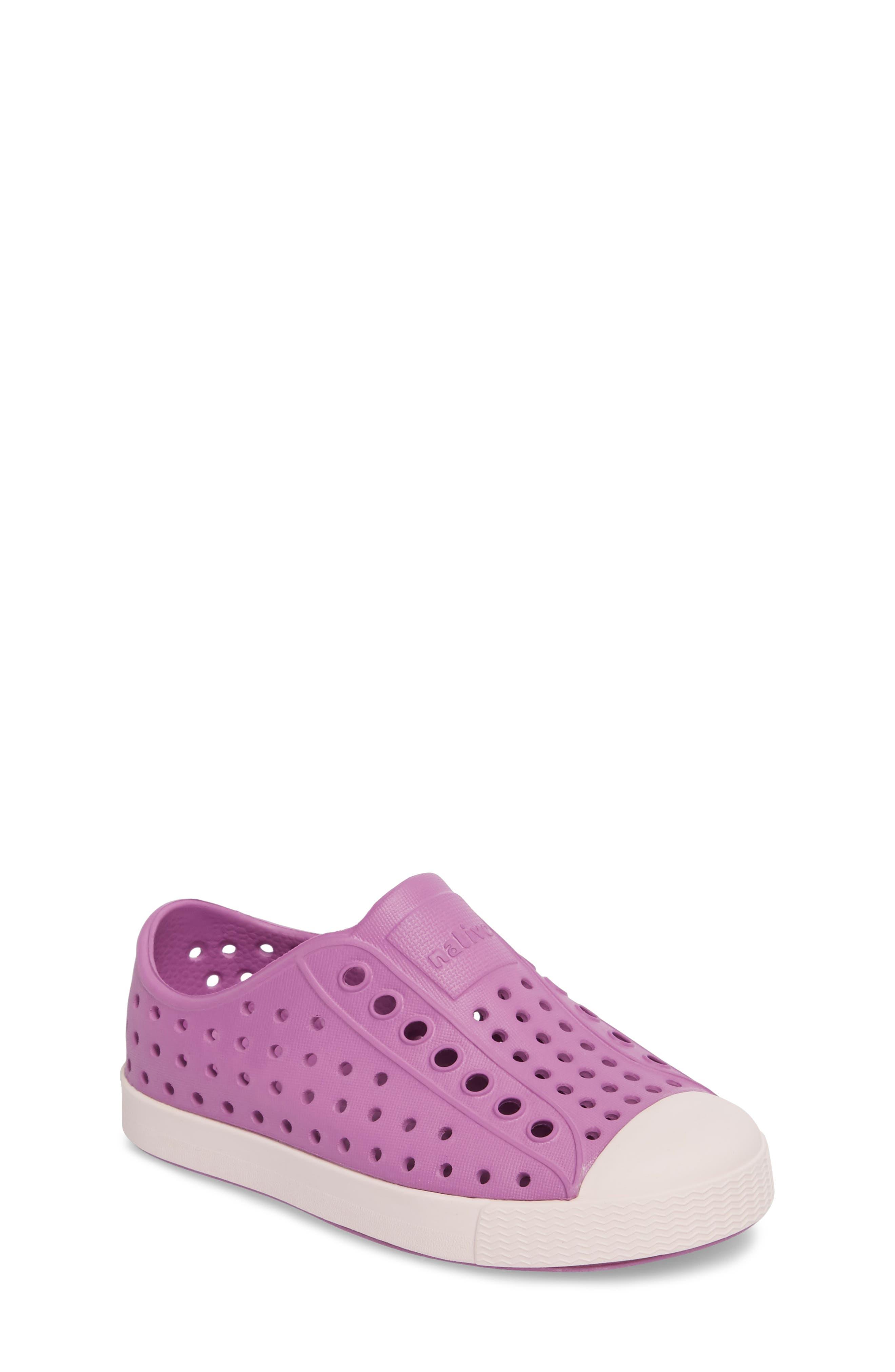 Native Shoes 'Jefferson' Water Friendly Slip-On Sneaker (Baby, Walker, Toddler, Little Kid & Big Kid)