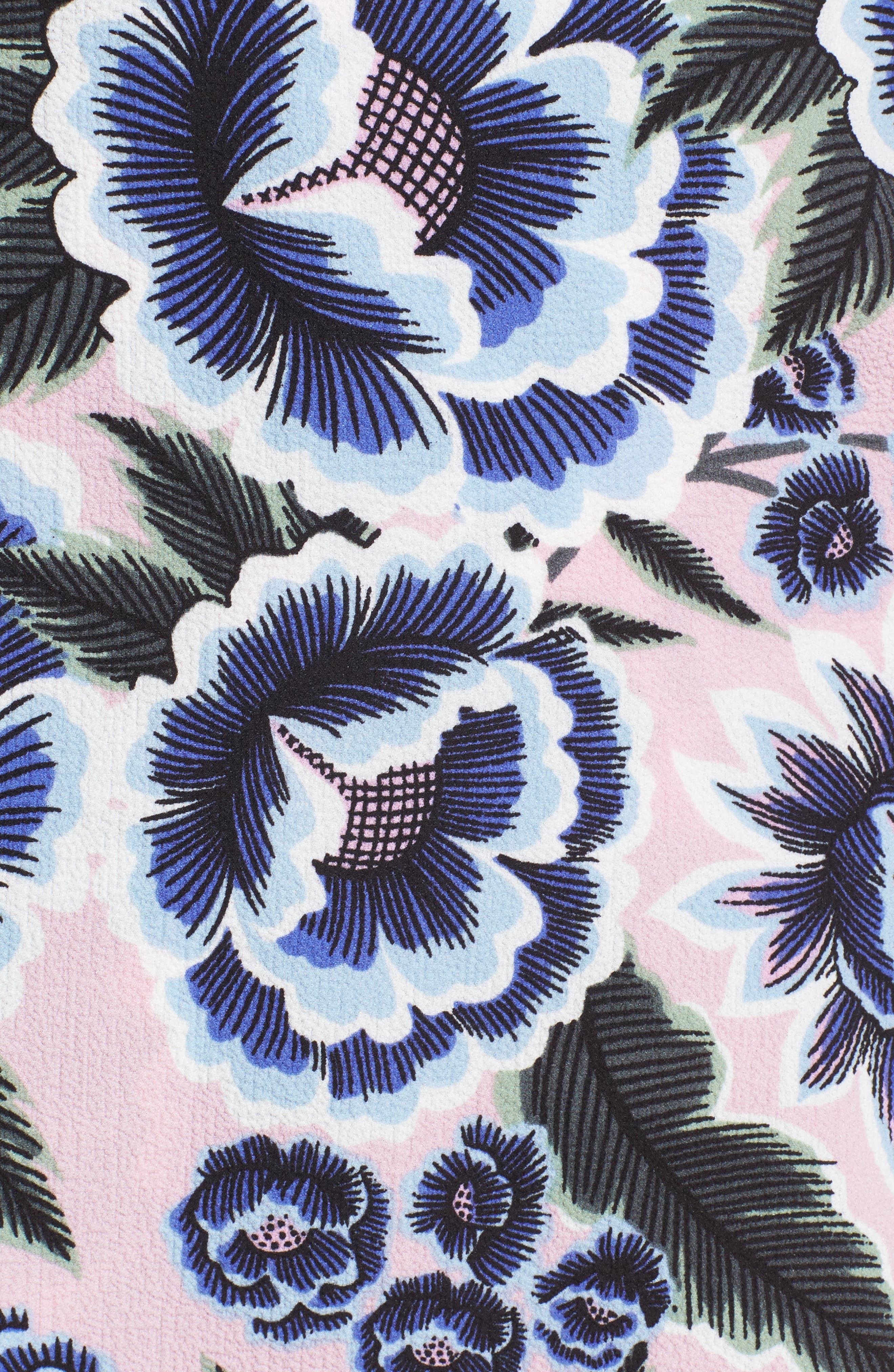 The Great Wrap Shorts,                             Alternate thumbnail 5, color,                             Baja Bloom