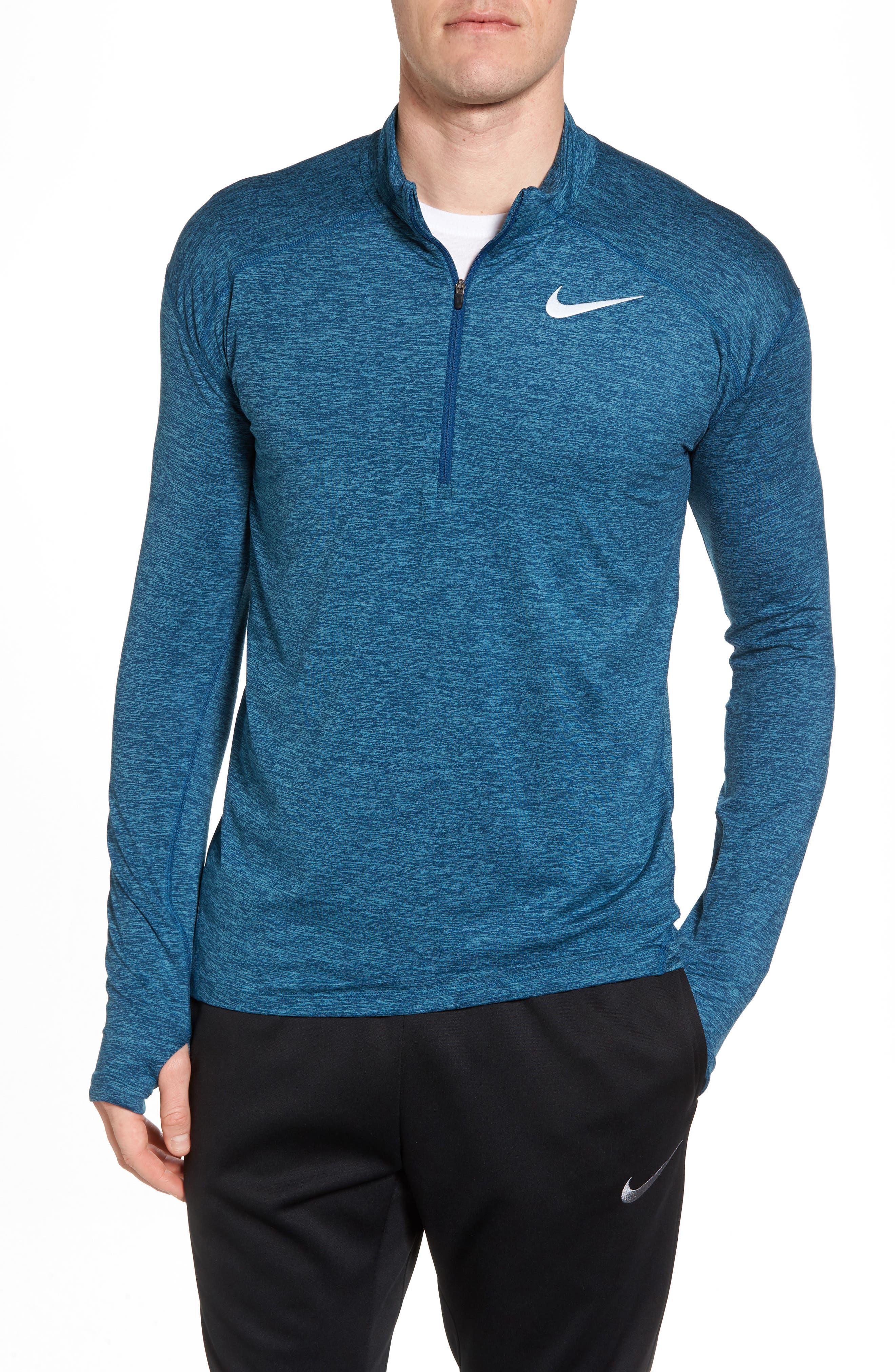 Alternate Image 1 Selected - Nike Dry Element Running Top