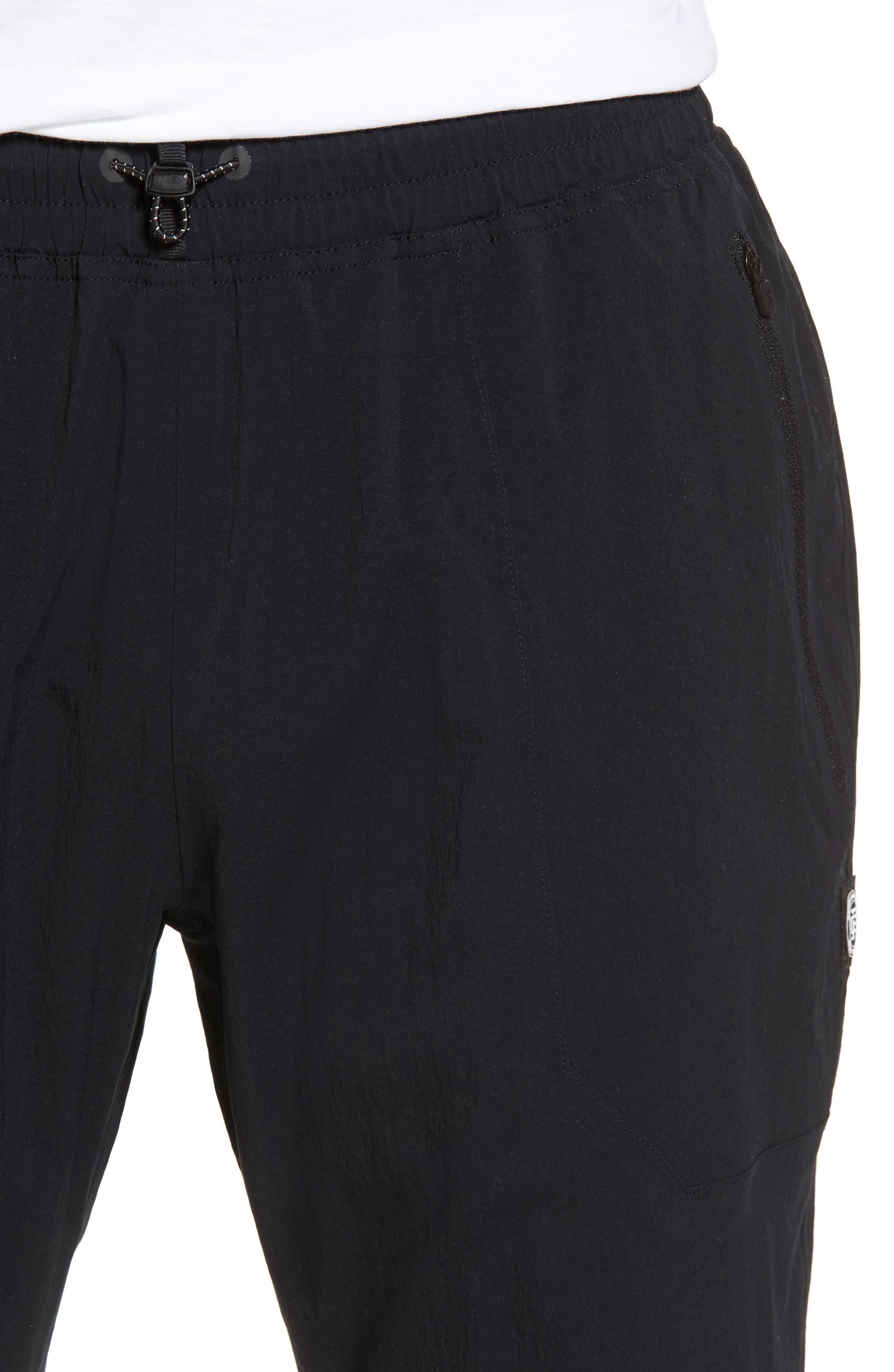 N279 Sweatpants,                             Alternate thumbnail 4, color,                             Black