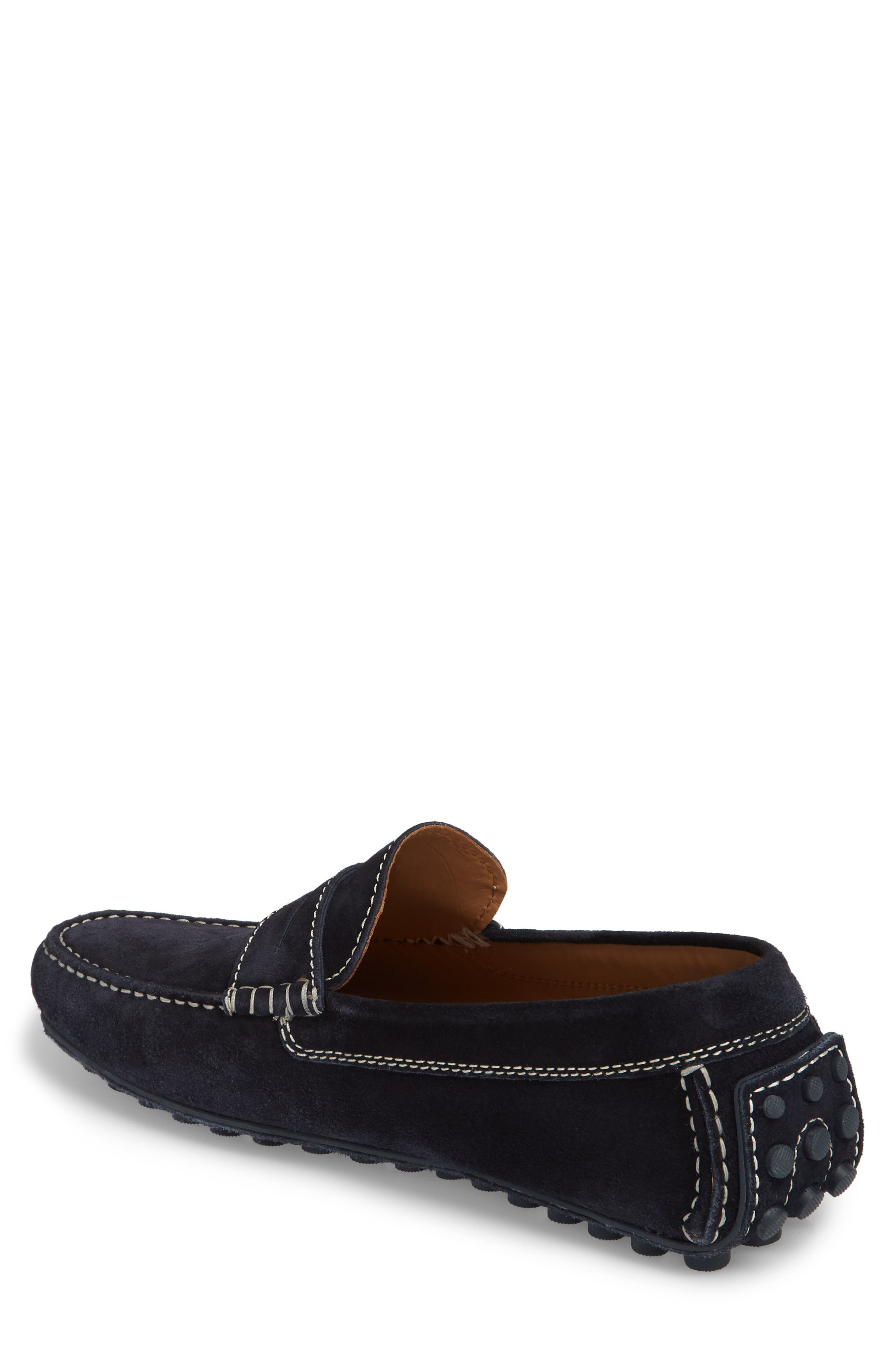 Penny Loafer,                             Alternate thumbnail 2, color,                             Navy