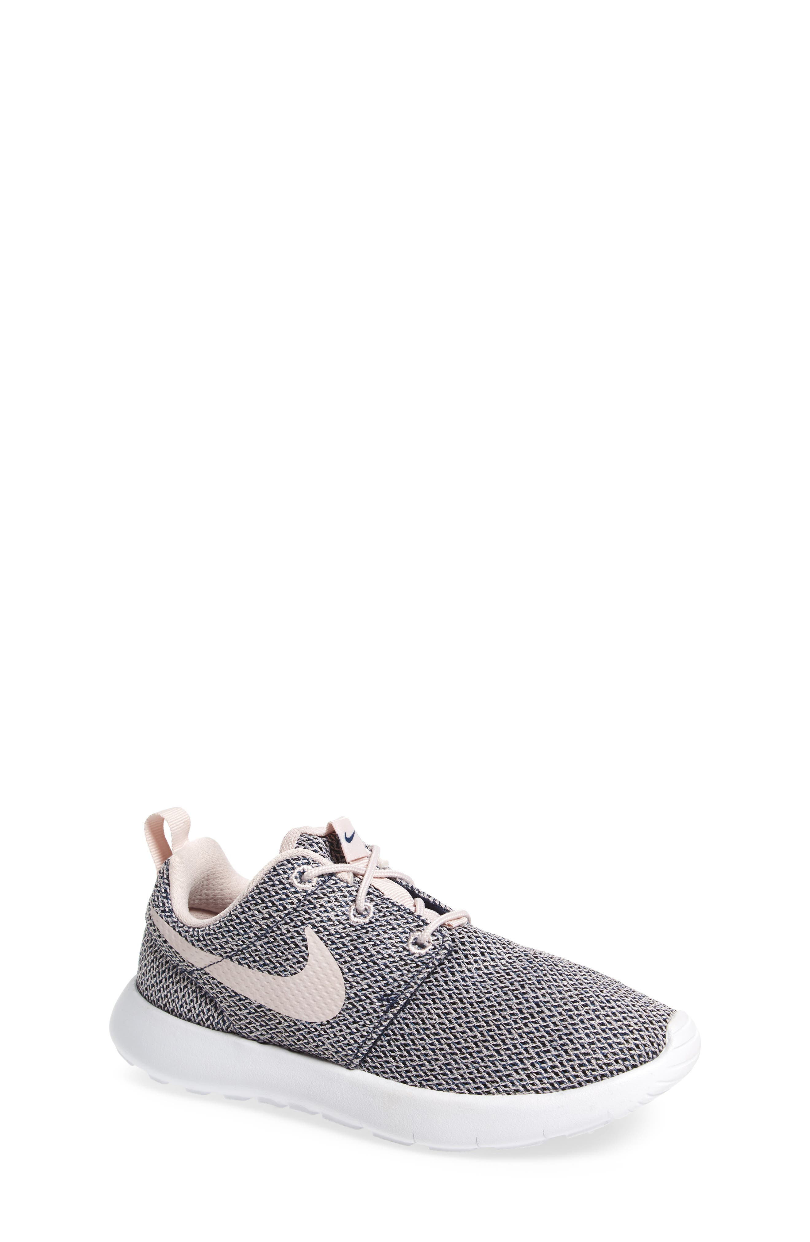 Nike 'Roshe Run' Athletic Shoe (Little Kid & Big Kid)