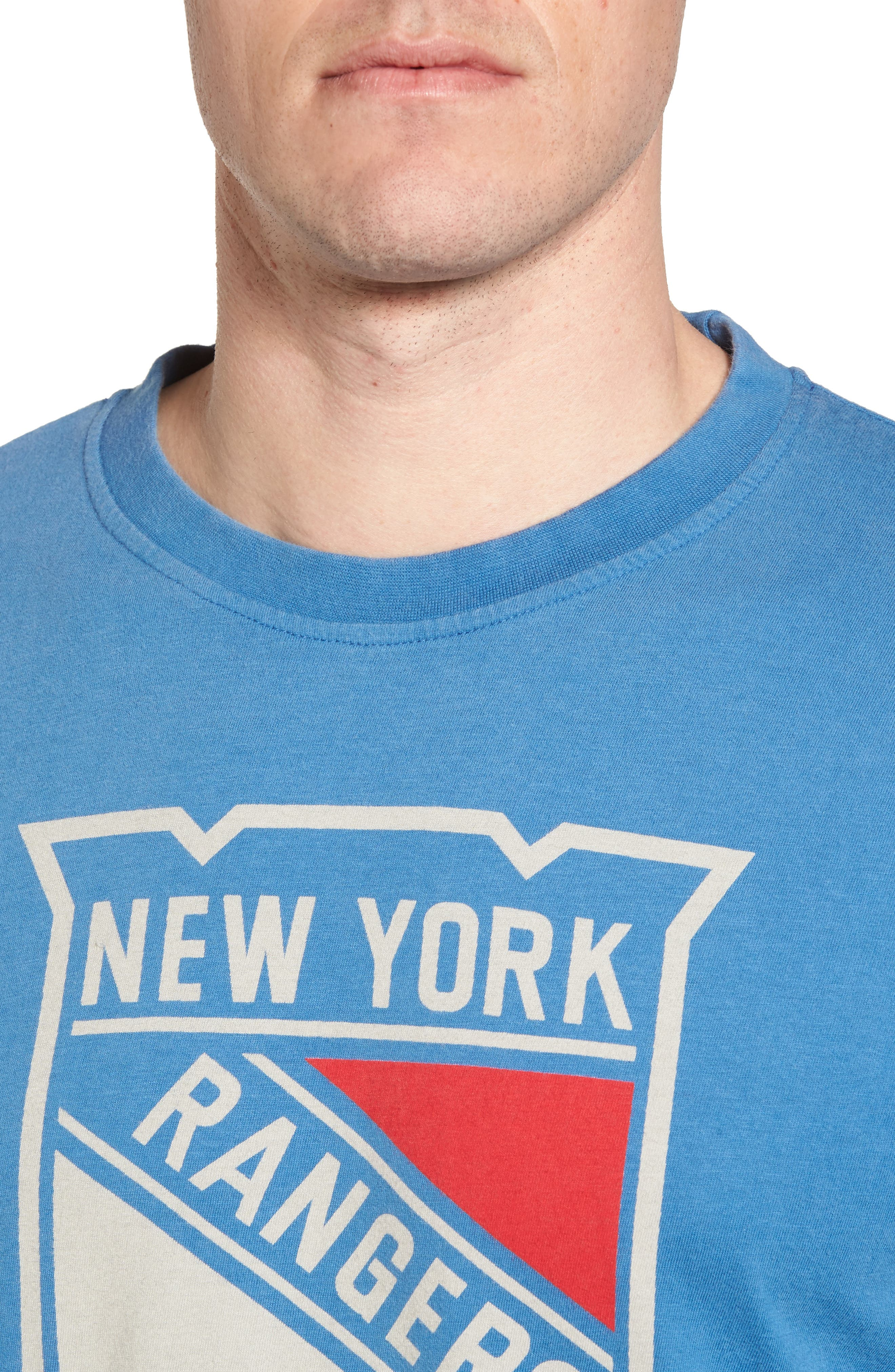 Gresham New York Rangers T-Shirt,                             Alternate thumbnail 4, color,                             Royal