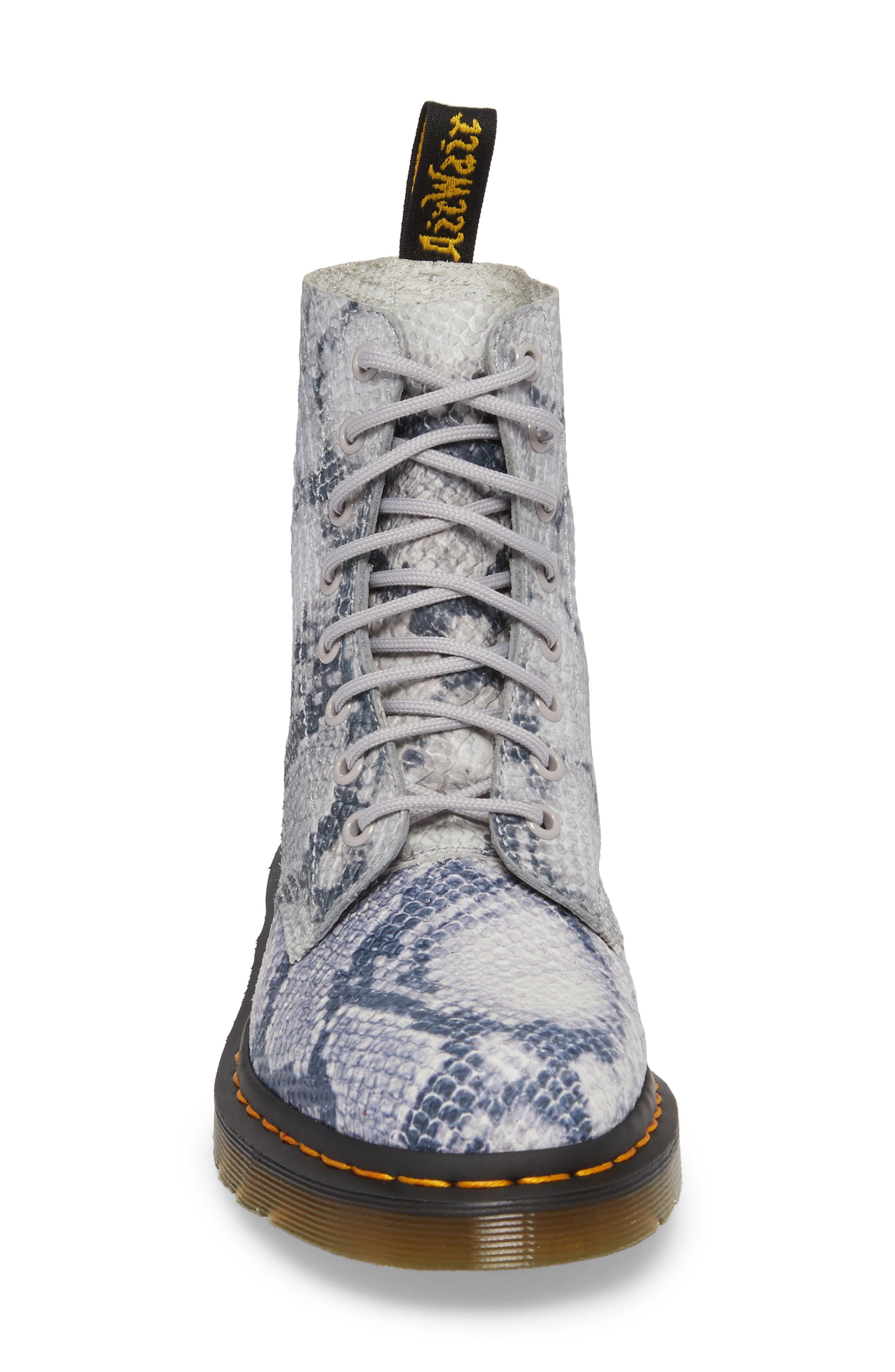 Alternate Image 4  - Dr. Martens Pascal Snake Boot (Women)