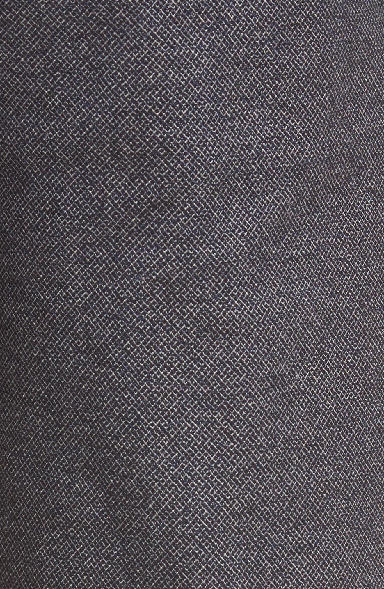 Pintz Slim Fit Trousers,                             Alternate thumbnail 5, color,                             Navy