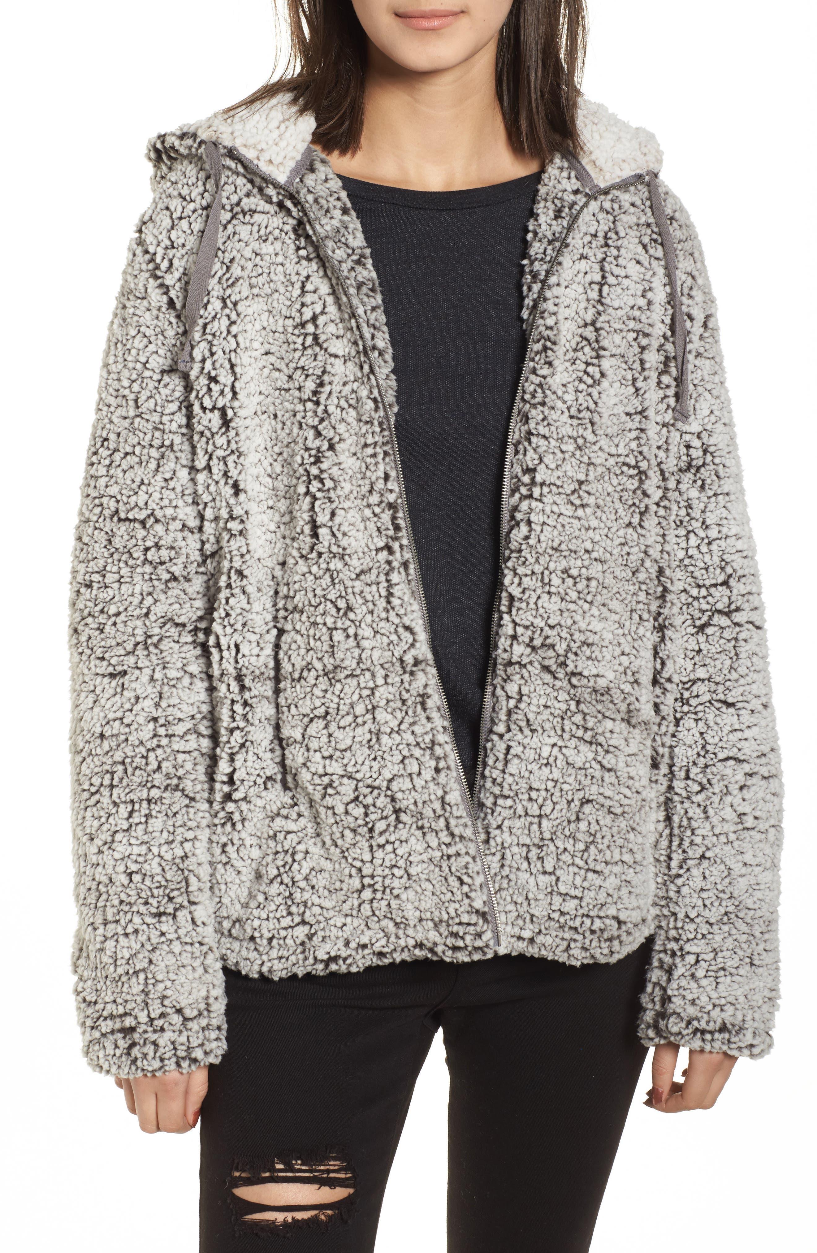 Alternate Image 1 Selected - Thread & Supply Brandon Fleece Jacket