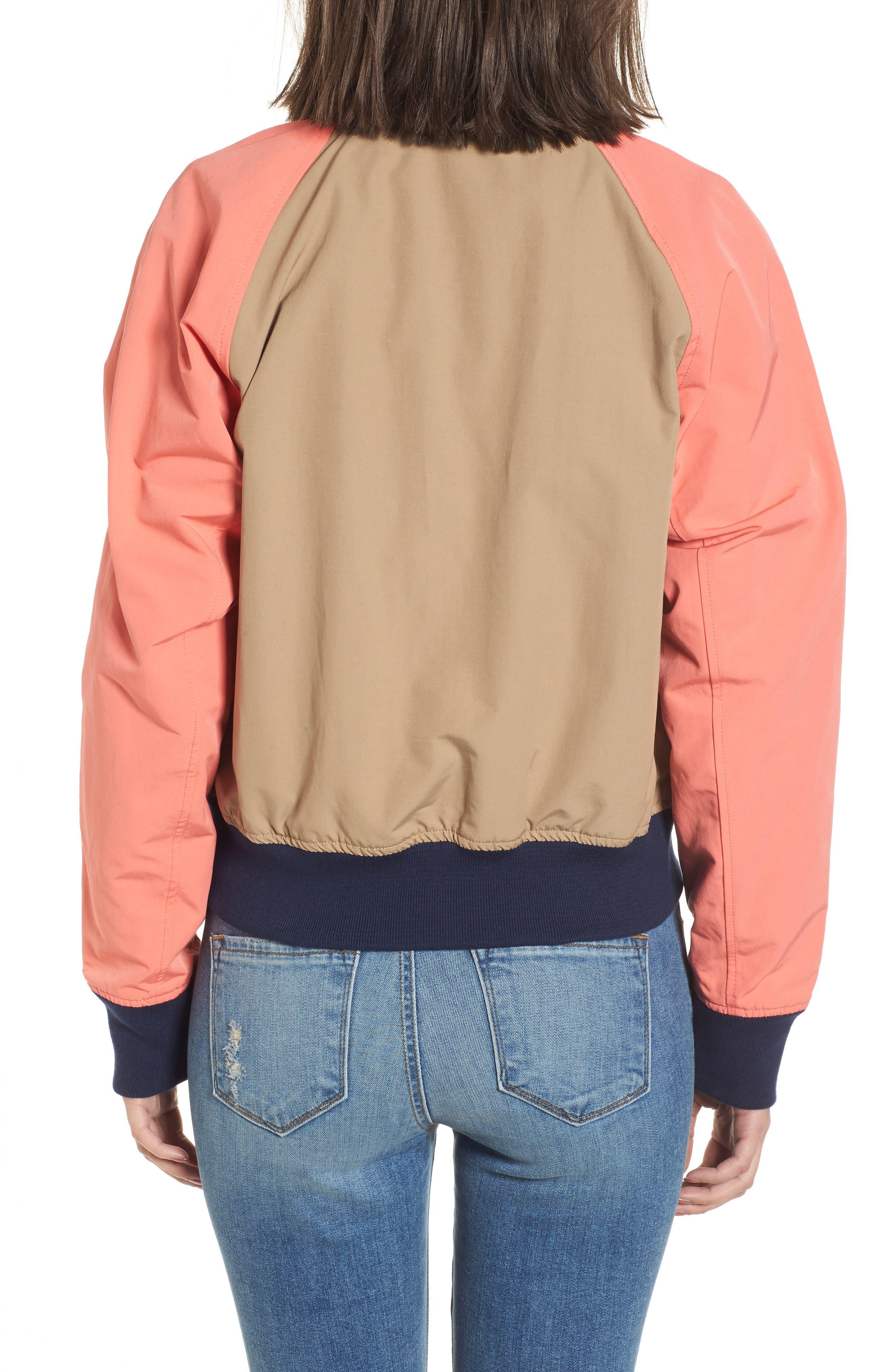 Alternate Image 2  - Herschel Supply Co. Varsity Jacket