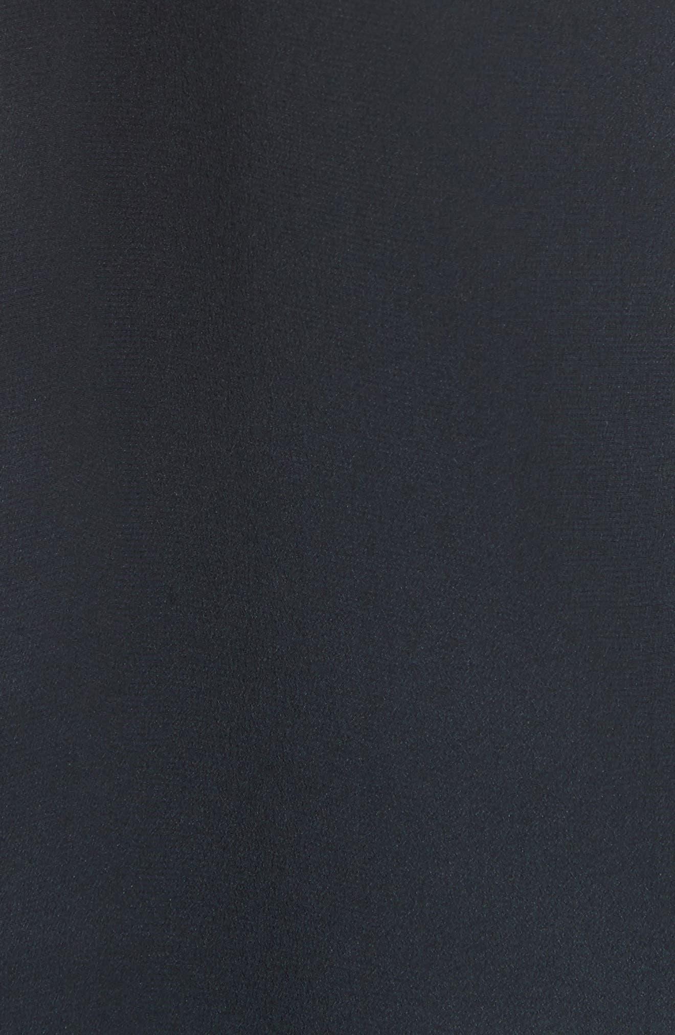 Alternate Image 5  - Equipment Keira Piped Silk Shirt