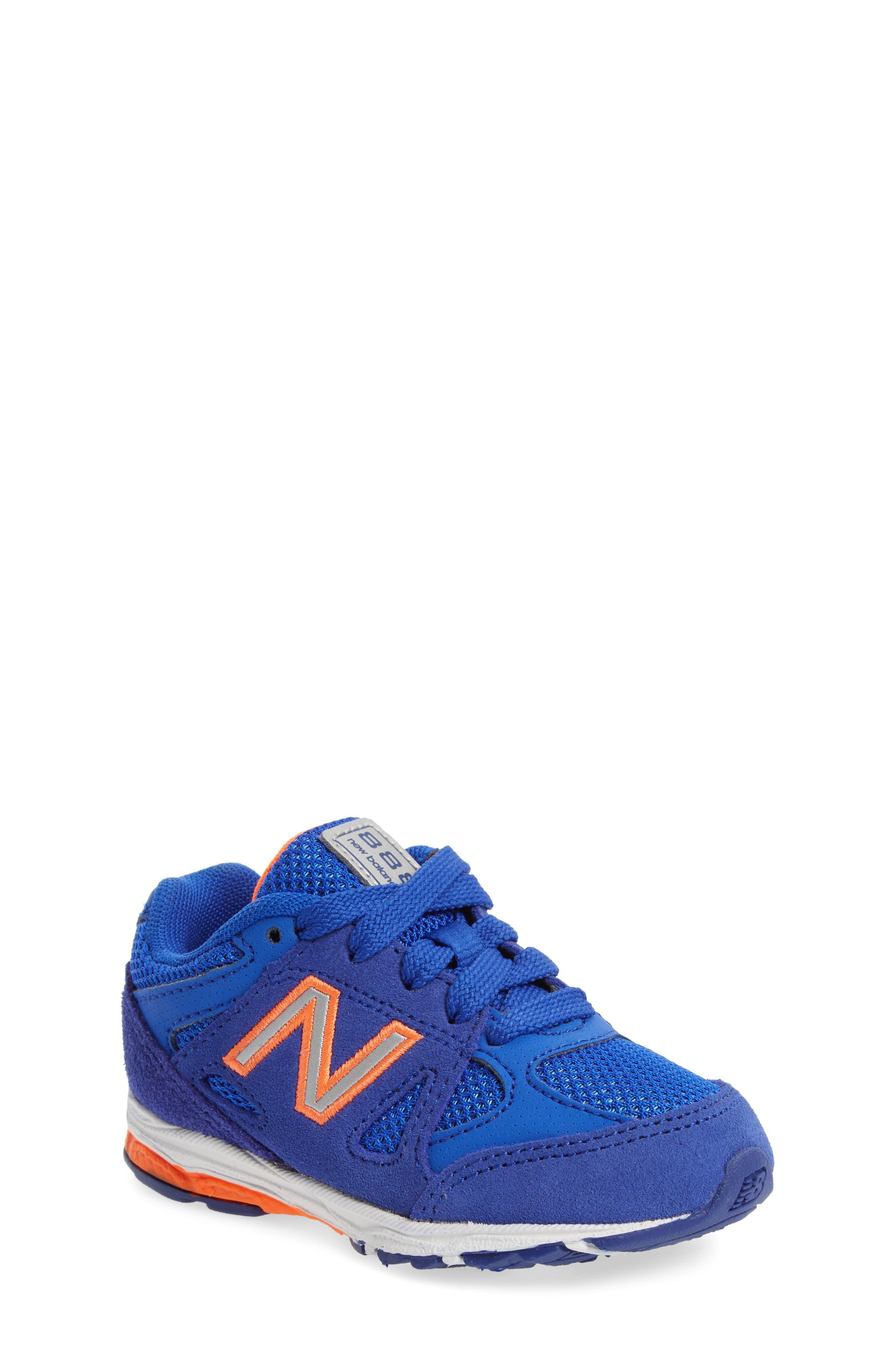 New Balance 888 Sneaker (Baby, Walker & Toddler)