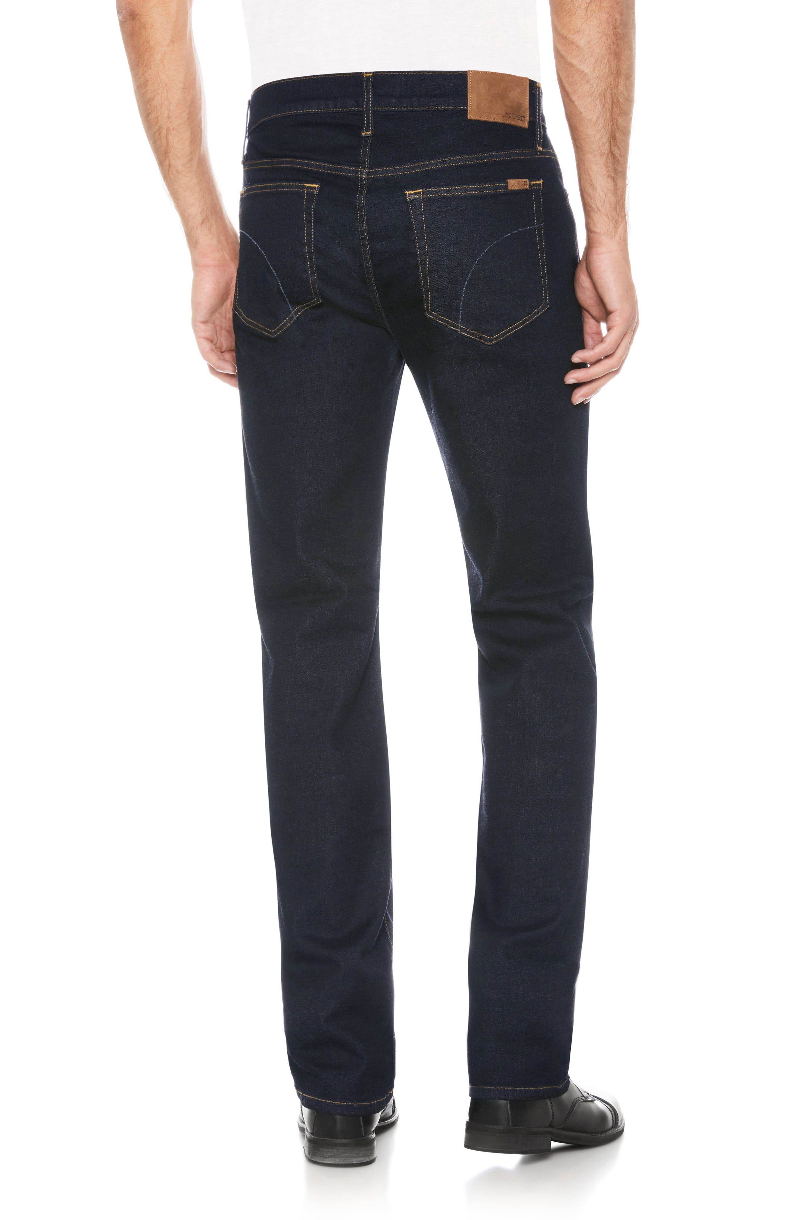 Classic Straight Fit Jeans,                             Alternate thumbnail 2, color,                             Jazz