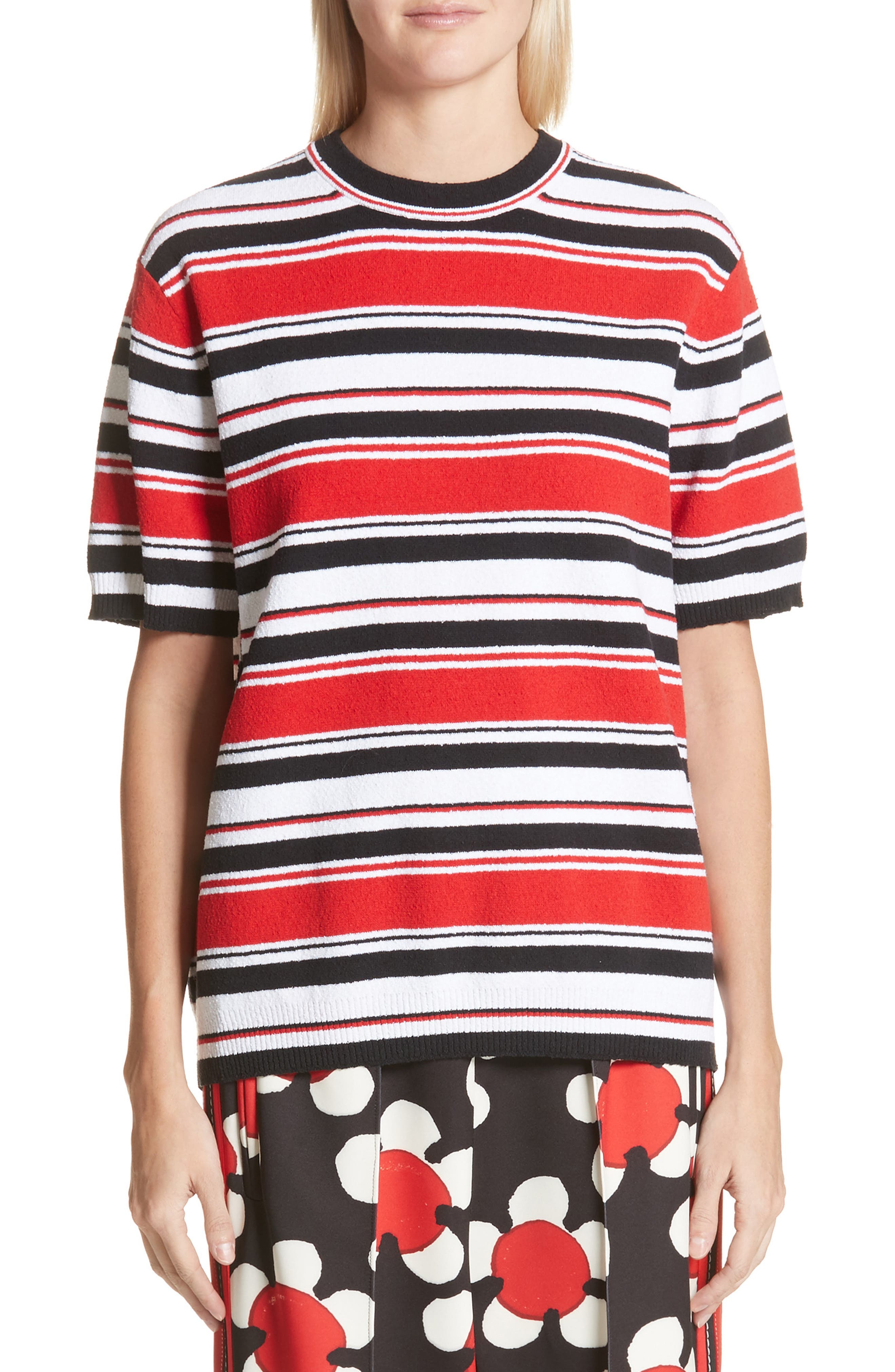 MARC JACOBS Stripe Tee