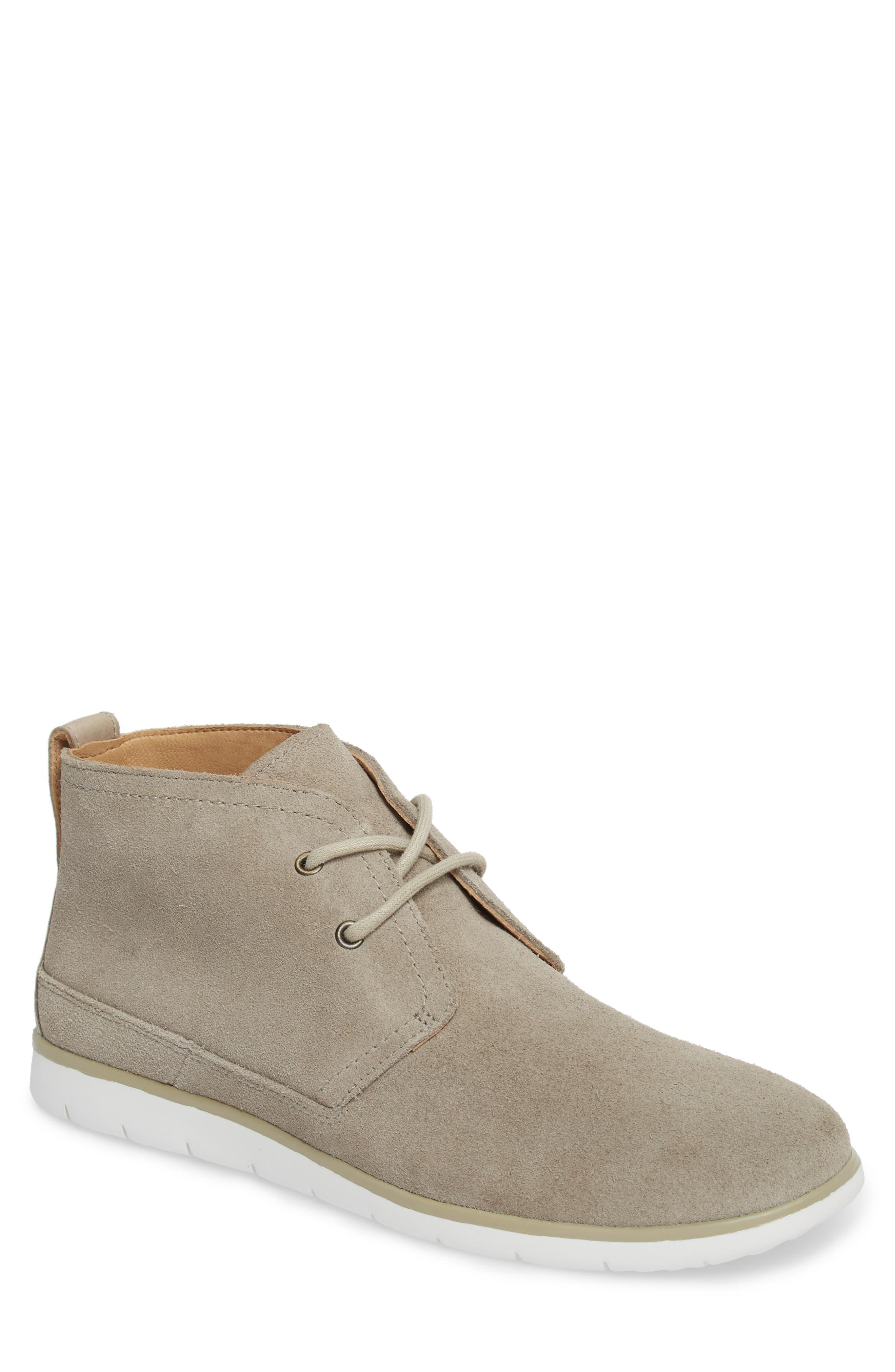 Freamon Chukka Boot,                         Main,                         color, Pumice Leather