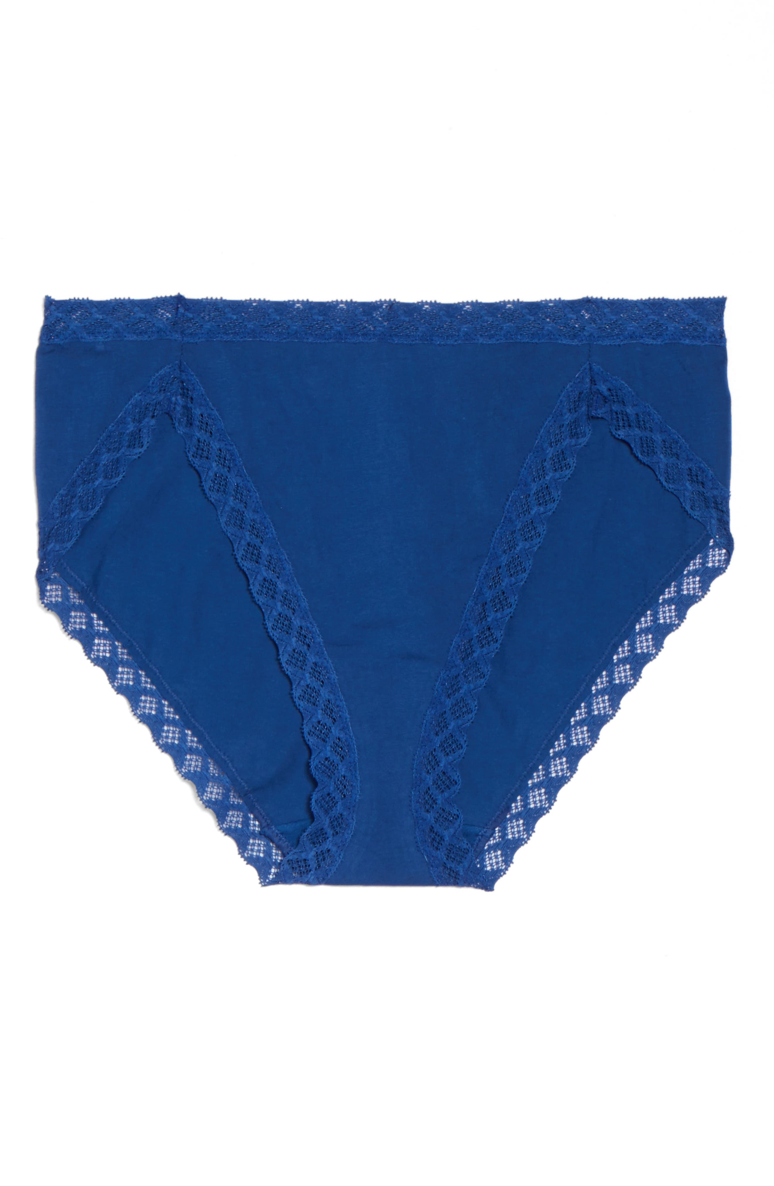 Alternate Image 6  - Natori Bliss French Cut Briefs (3 for $45)