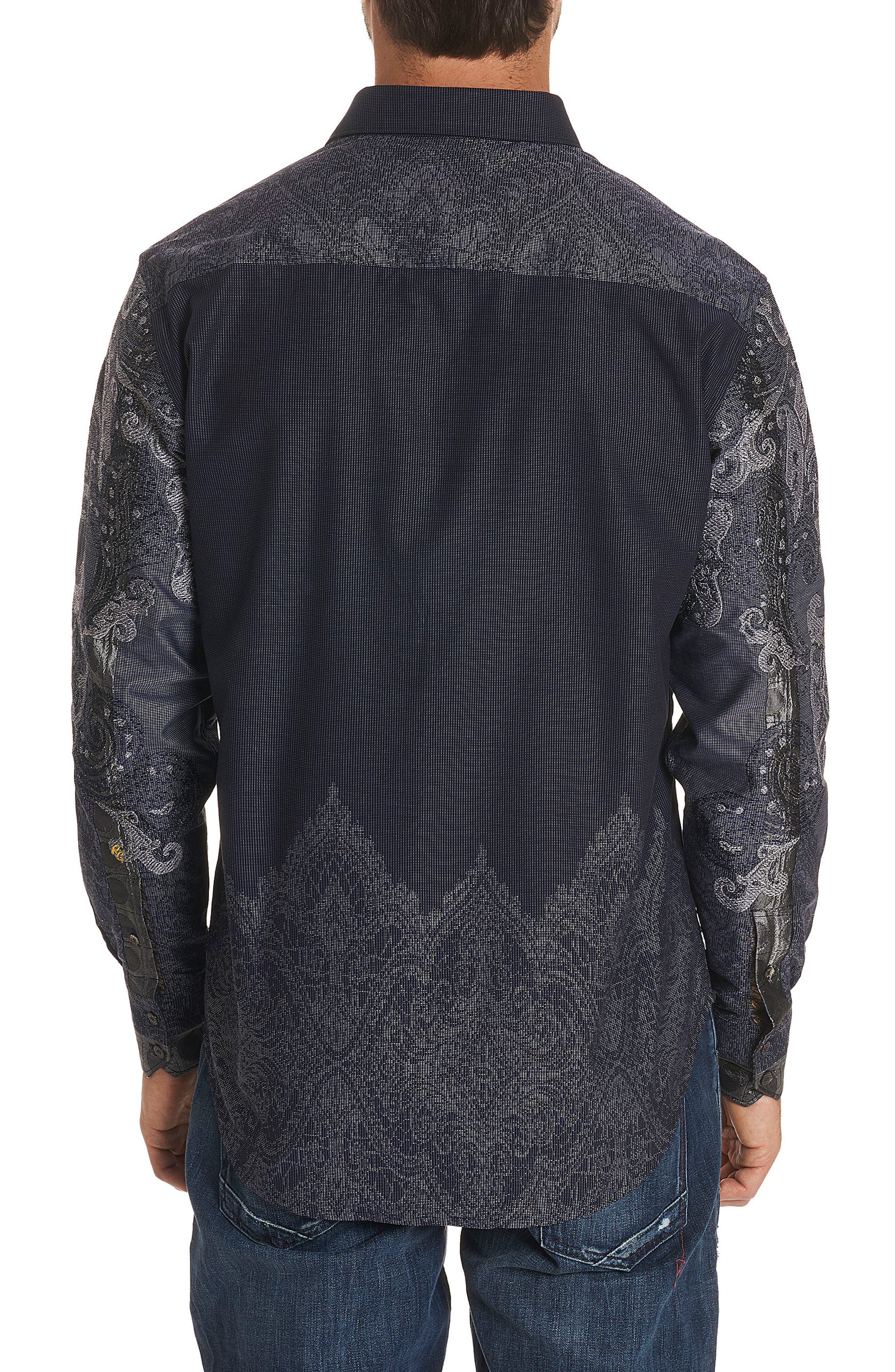 Alternate Image 2  - Robert Graham The Cooley Limited Edition Classic Fit Sport Shirt