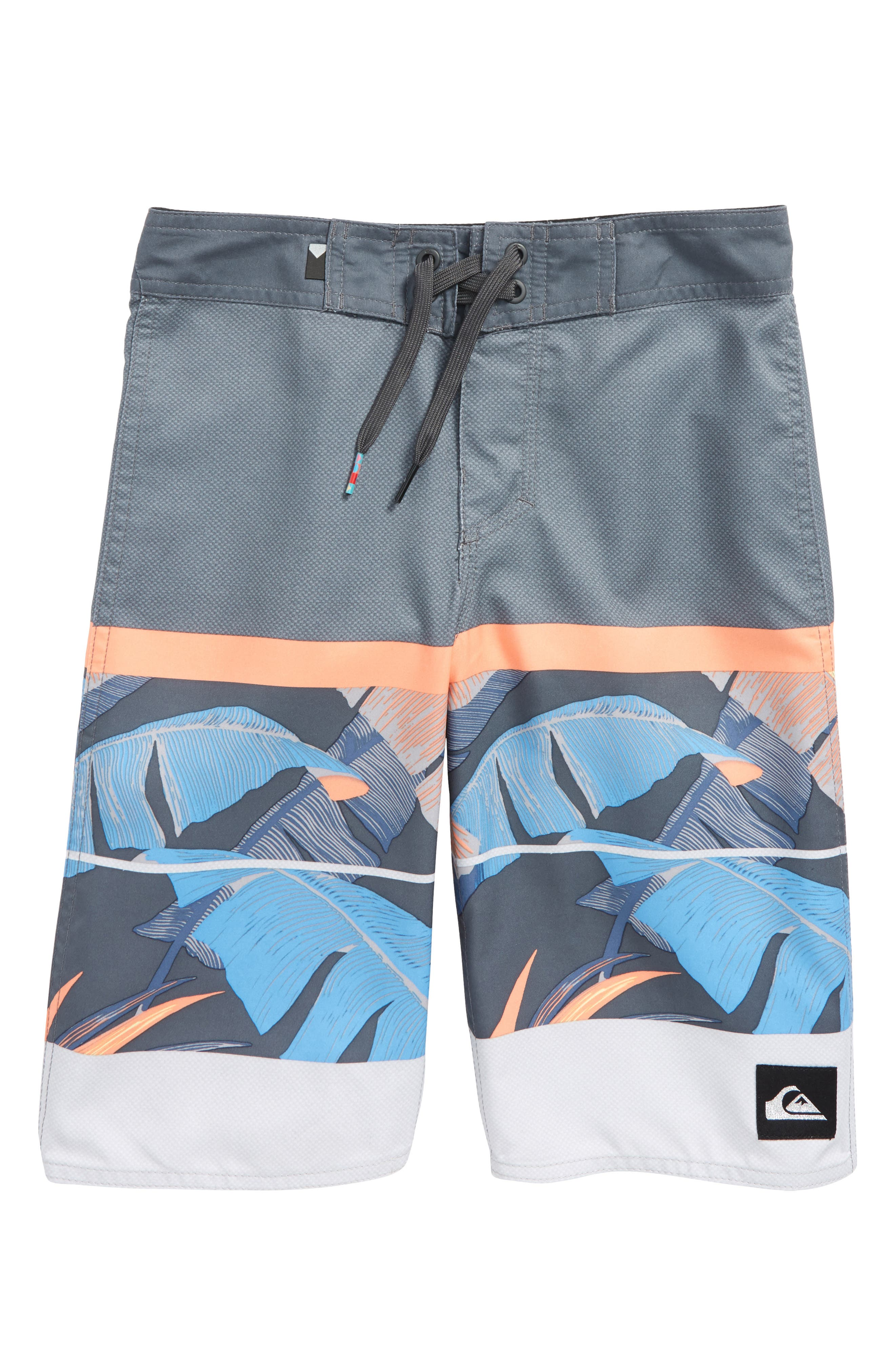 Quiksilver Slab Island Board Shorts (Big Boys)