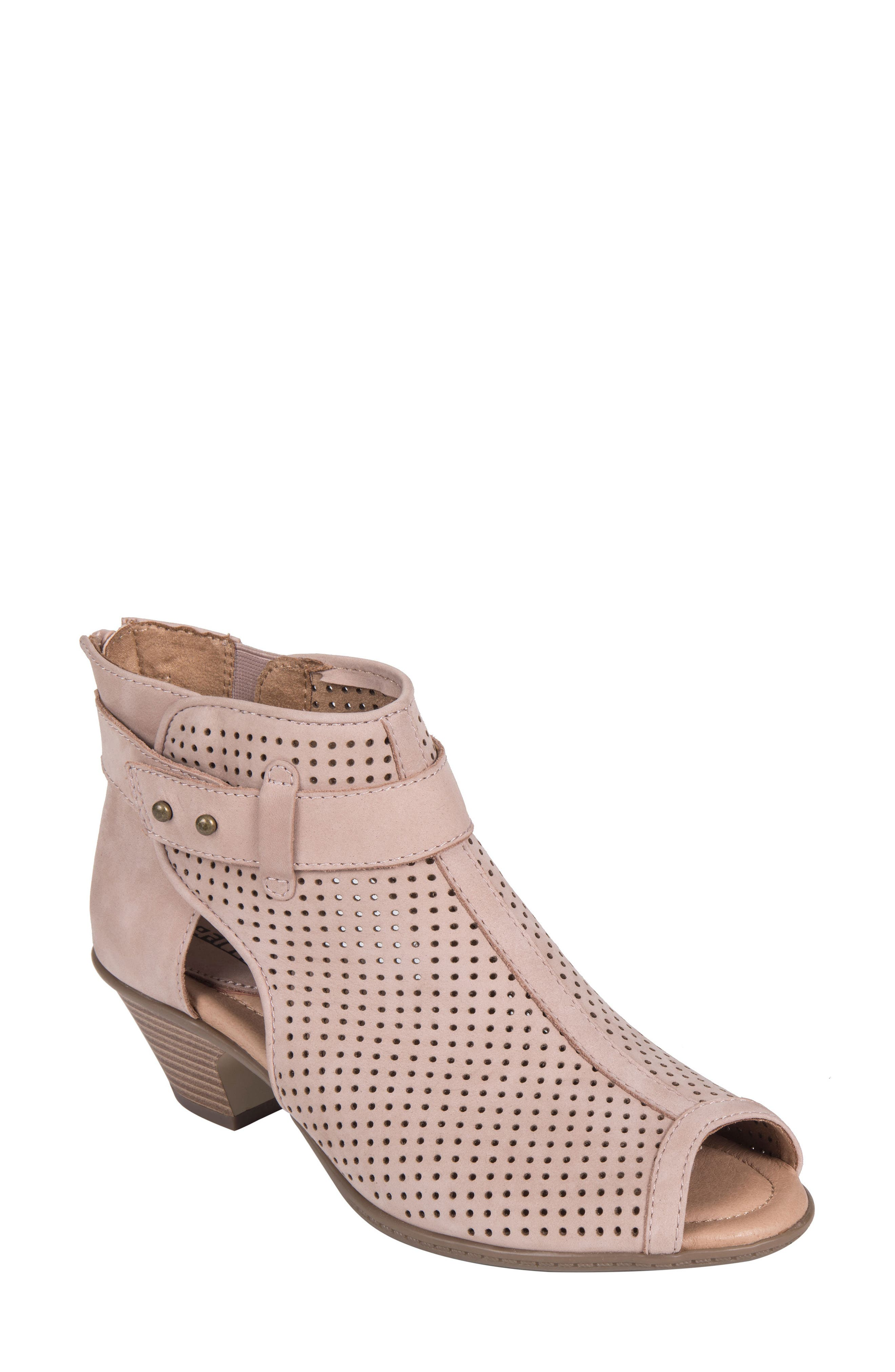 Boots for Women, Booties On Sale, Champagne, Leather, 2017, 5.5 6.5 Essentiel