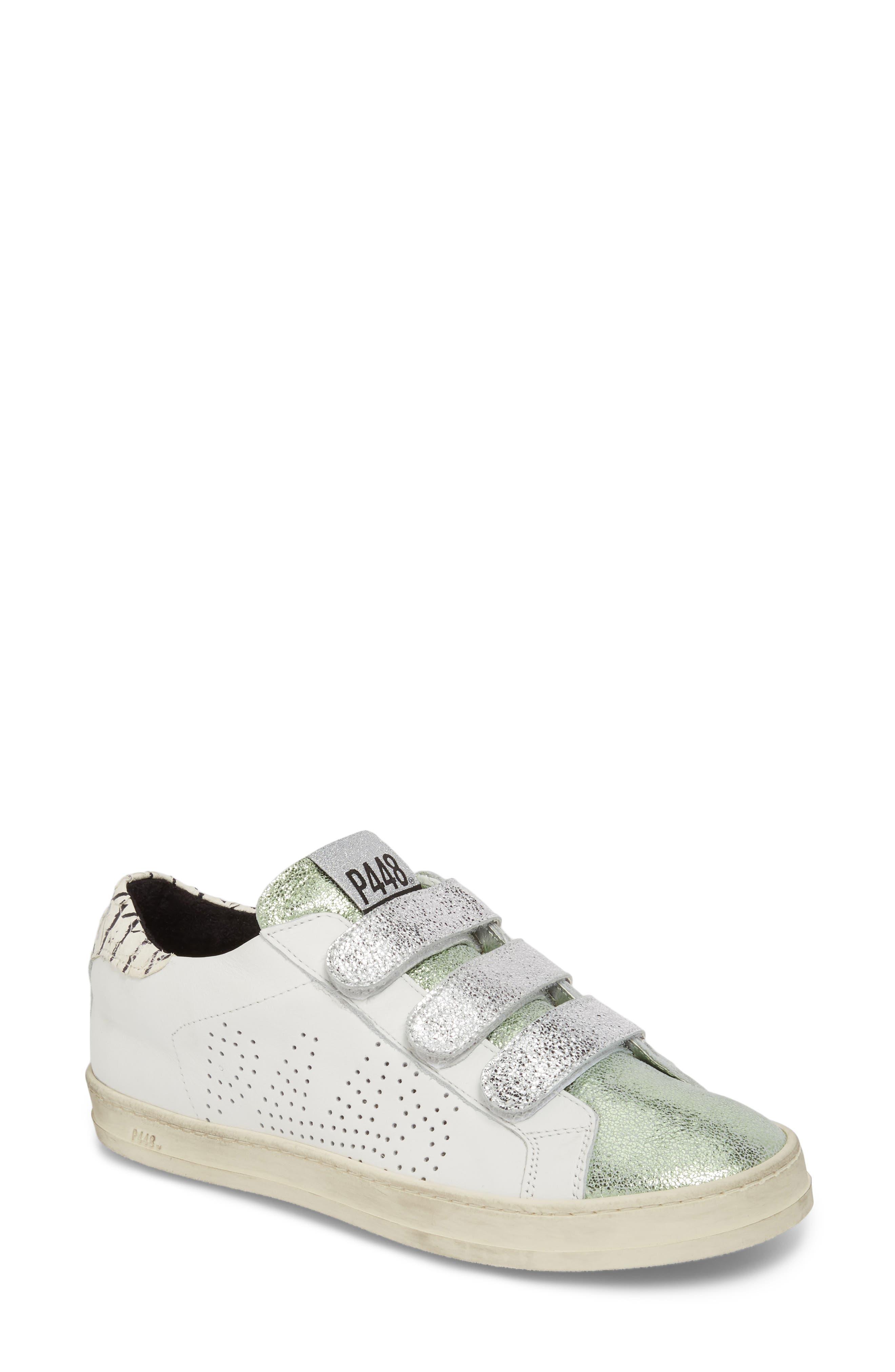 Ralph Sneaker,                             Main thumbnail 1, color,                             Green