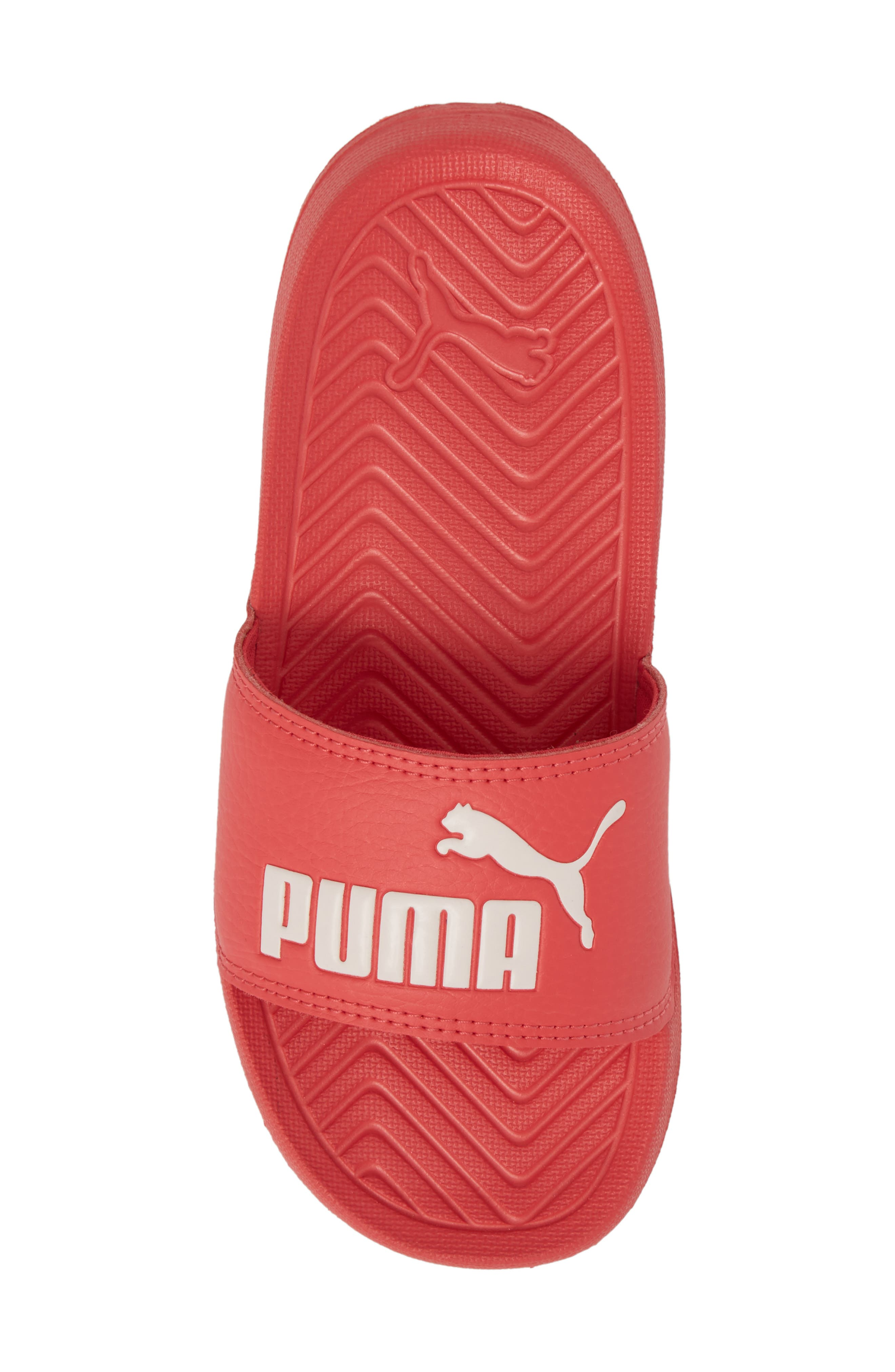 Popcat Slide Sandal,                             Alternate thumbnail 5, color,                             Paradise Pink/ Pearl