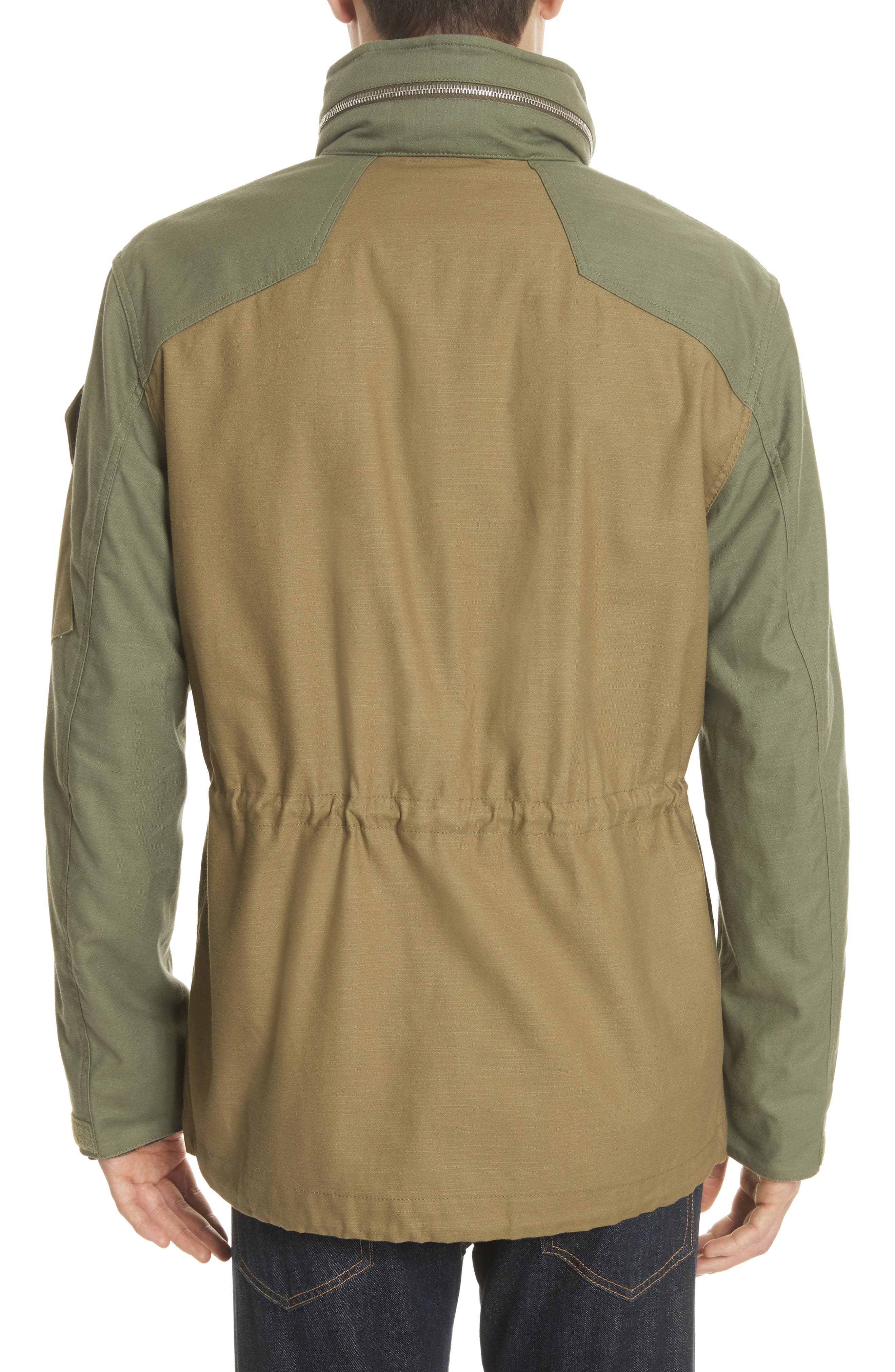 Field Jacket,                             Alternate thumbnail 2, color,                             Olive