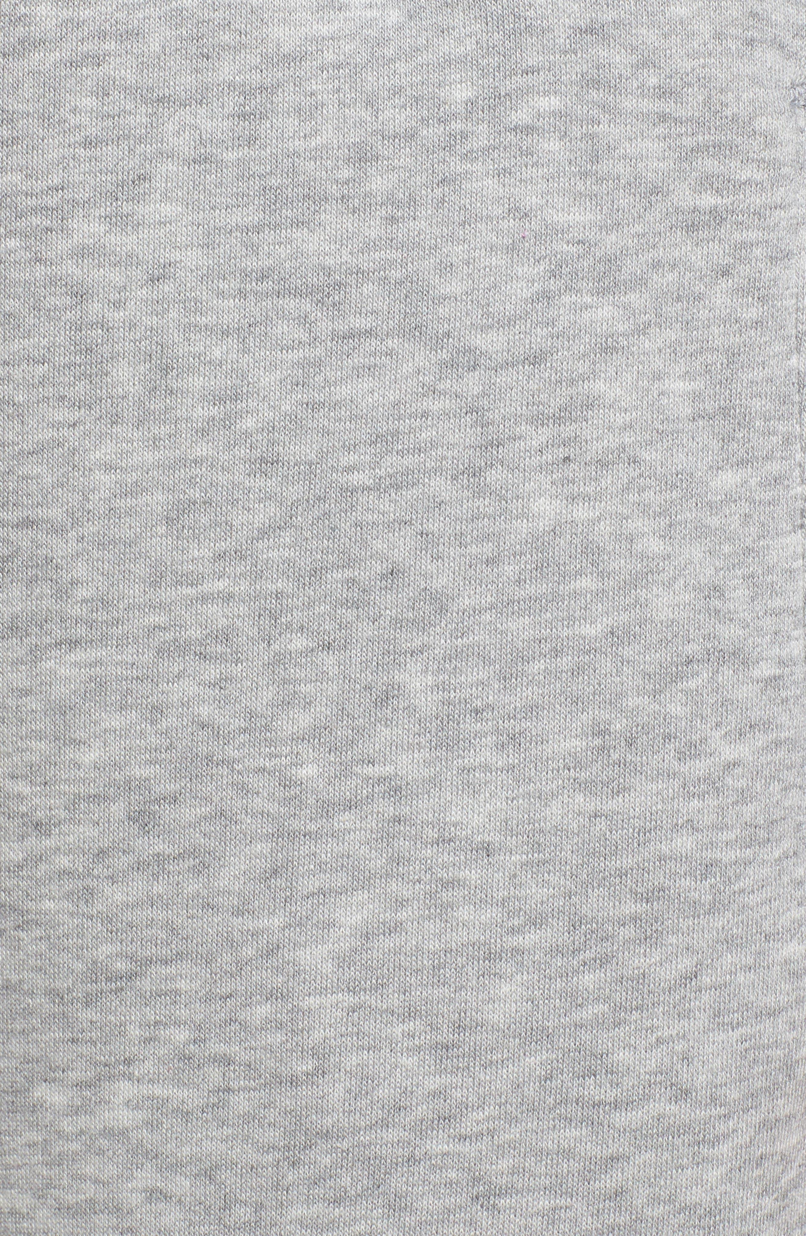 Essentials Sweatpants,                             Alternate thumbnail 6, color,                             Athletic Grey