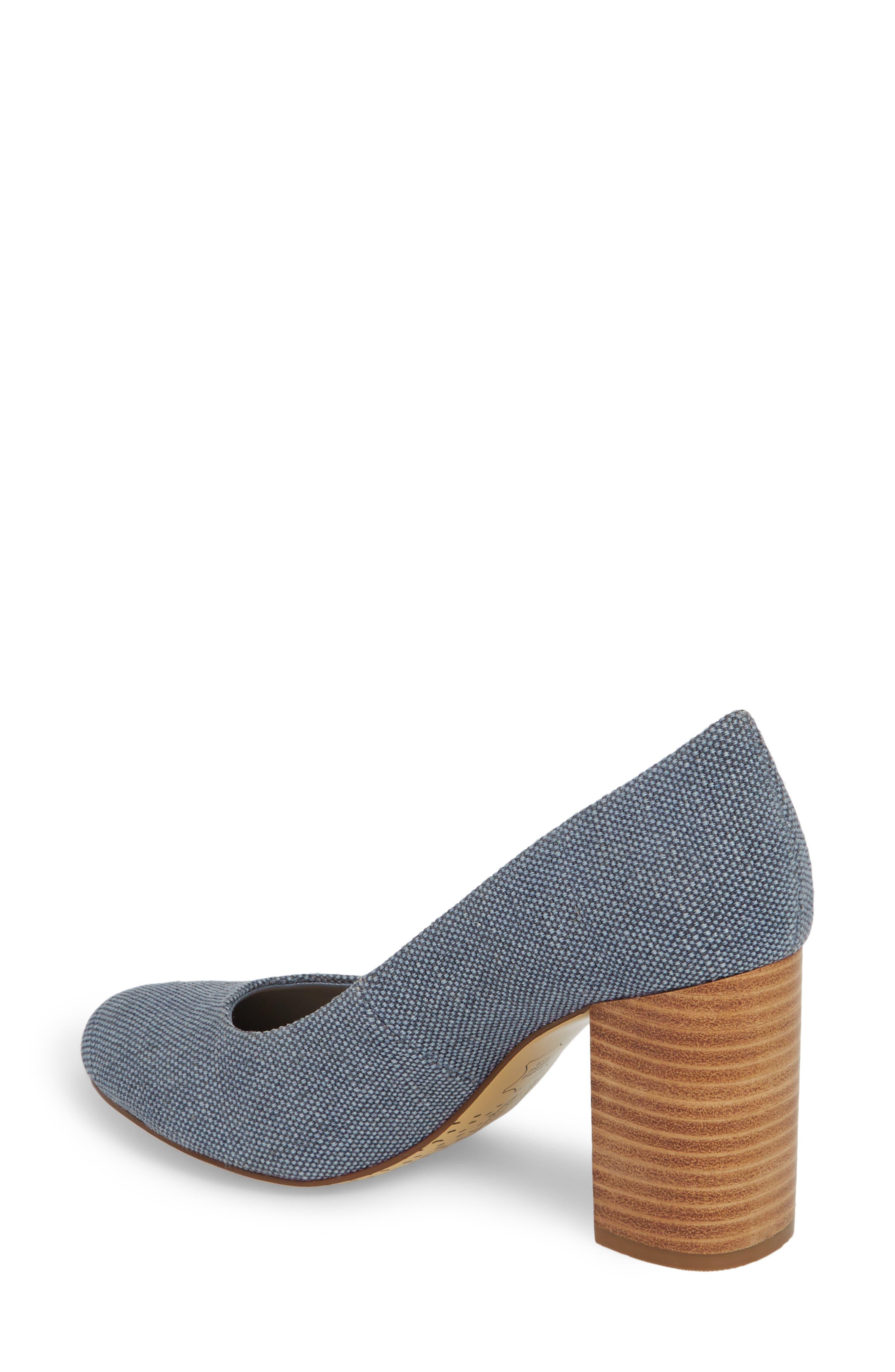 Alternate Image 2  - Bella Vita 'Nara' Block Heel Pump (Women)
