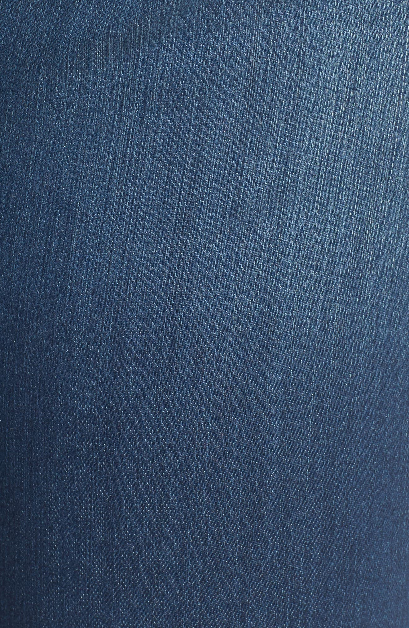 Alternate Image 5  - Wit & Wisdom Ab-solution Ankle Skimmer Jeans (Nordstrom Exclusive)