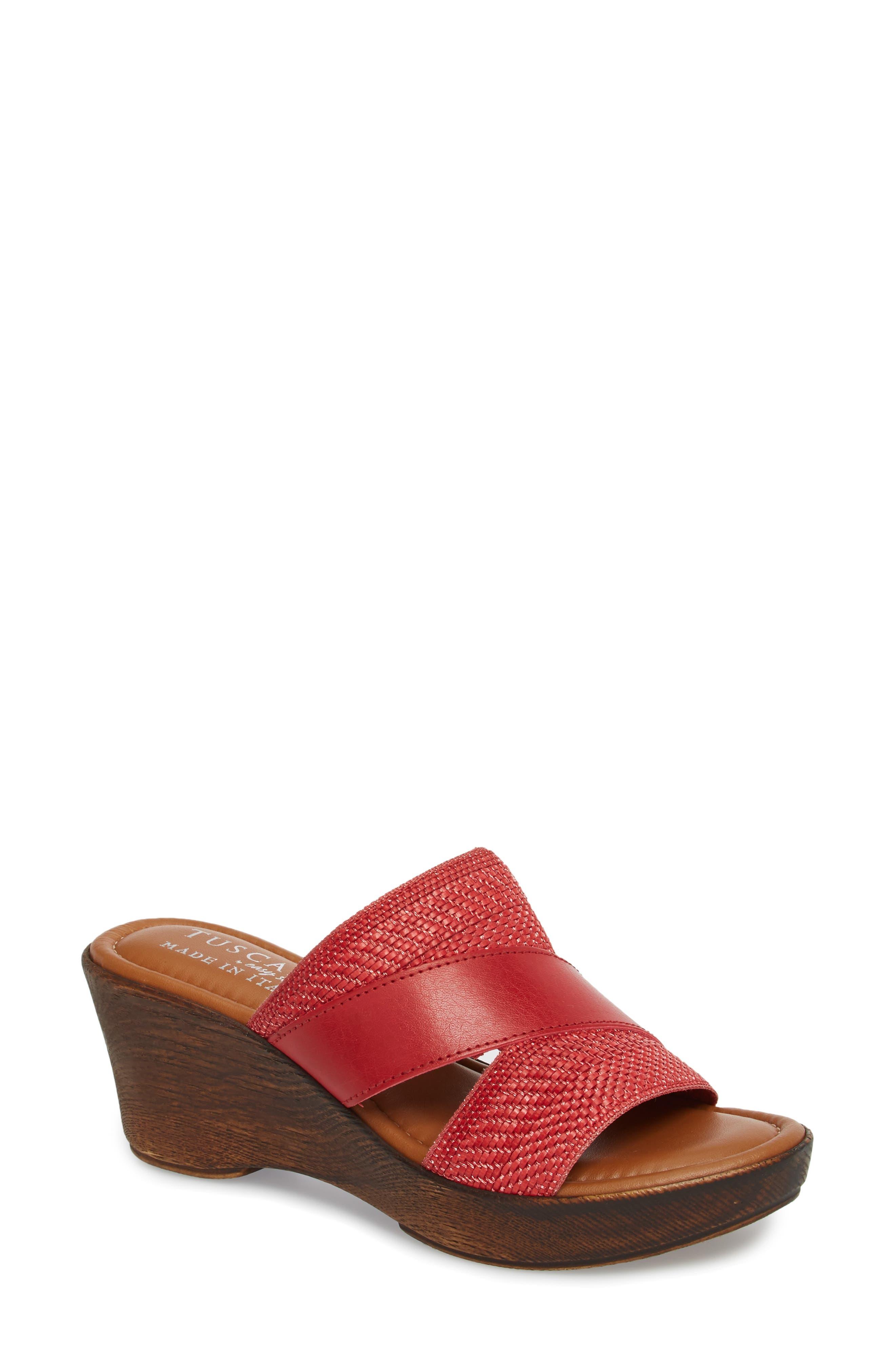 TUSCANY by Easy Street® Positano Sandal (Women)