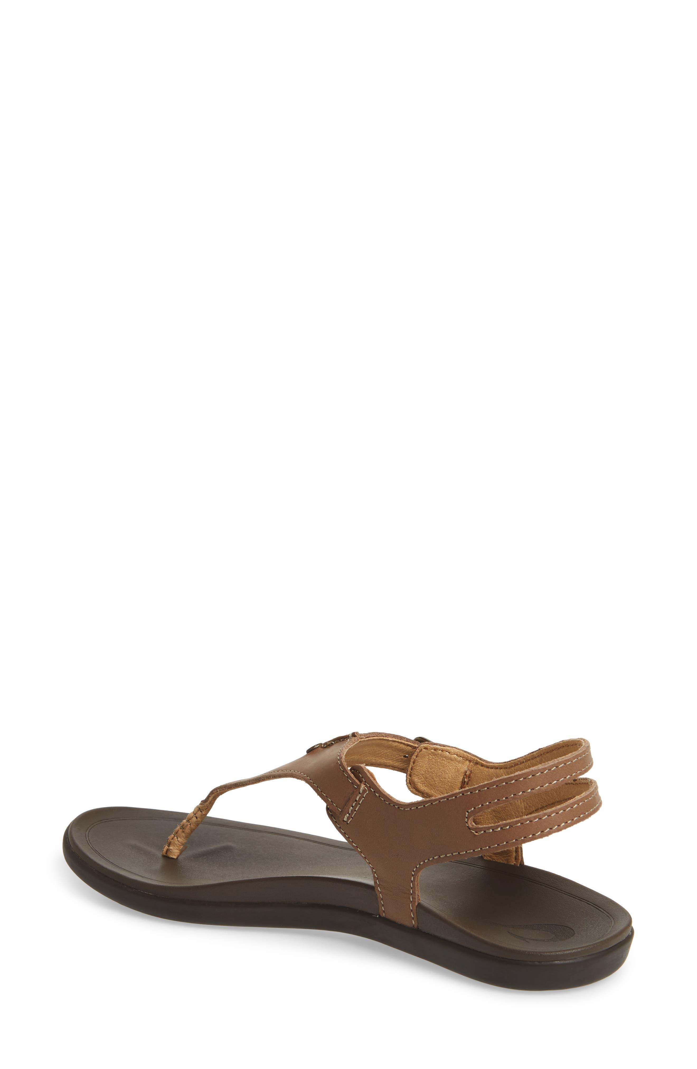 Alternate Image 2  - OluKai 'Eheu V-Strap Sandal (Women)