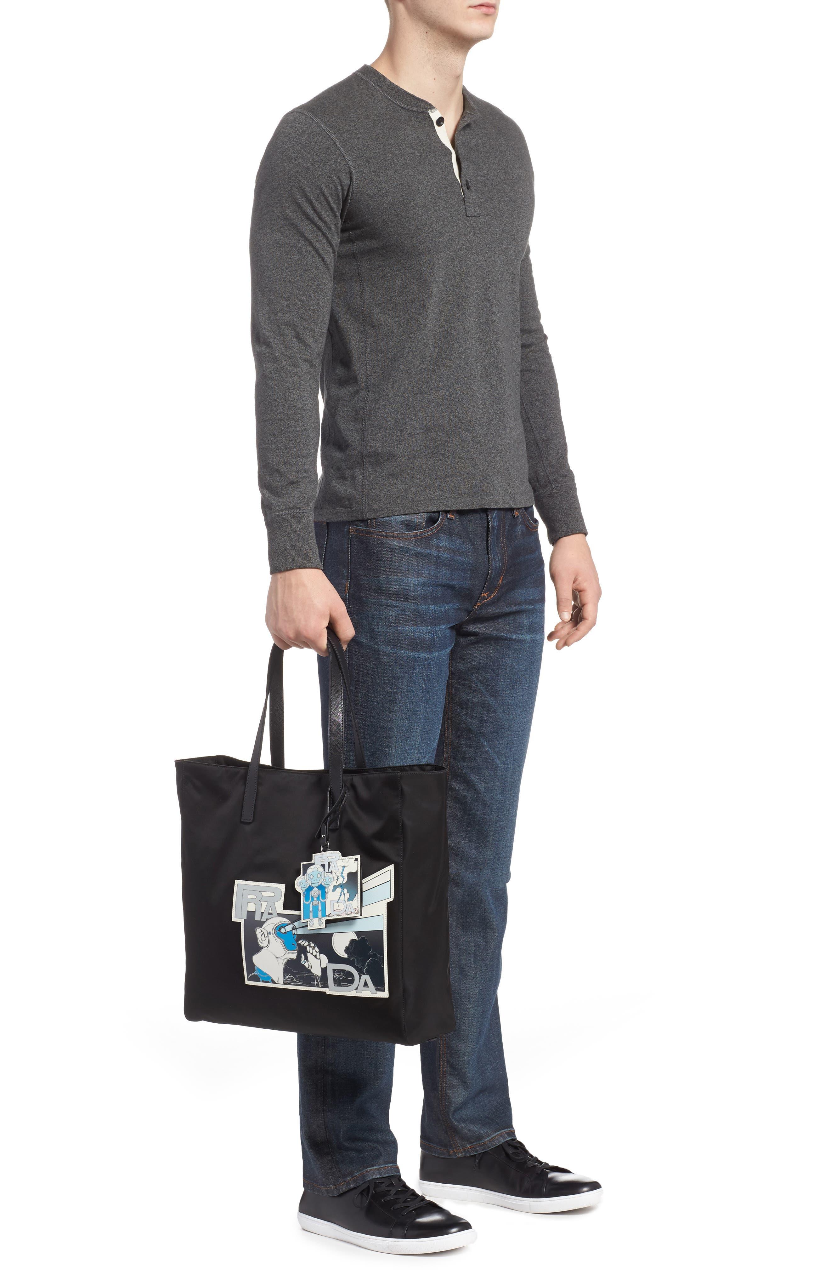 Alternate Image 2  - Prada Comic Tote Bag