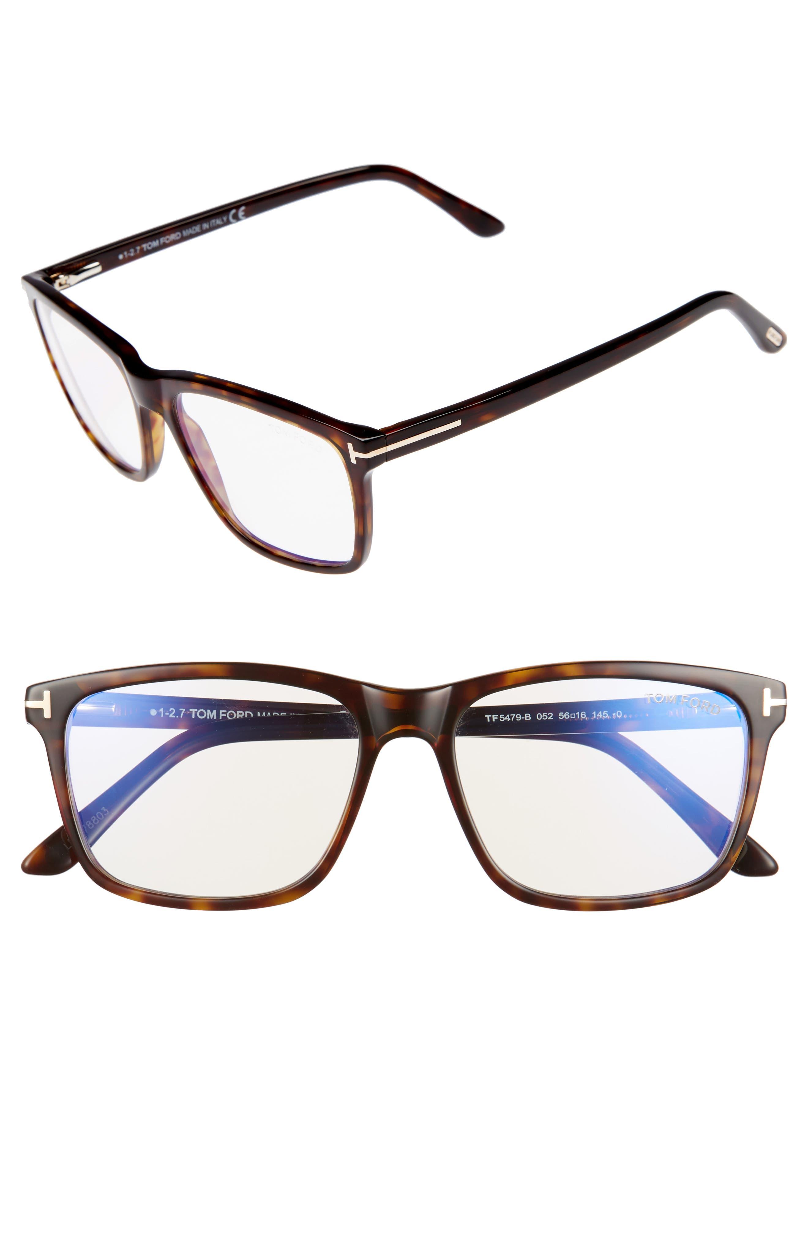 Tom Ford 56mm Optical Glasses