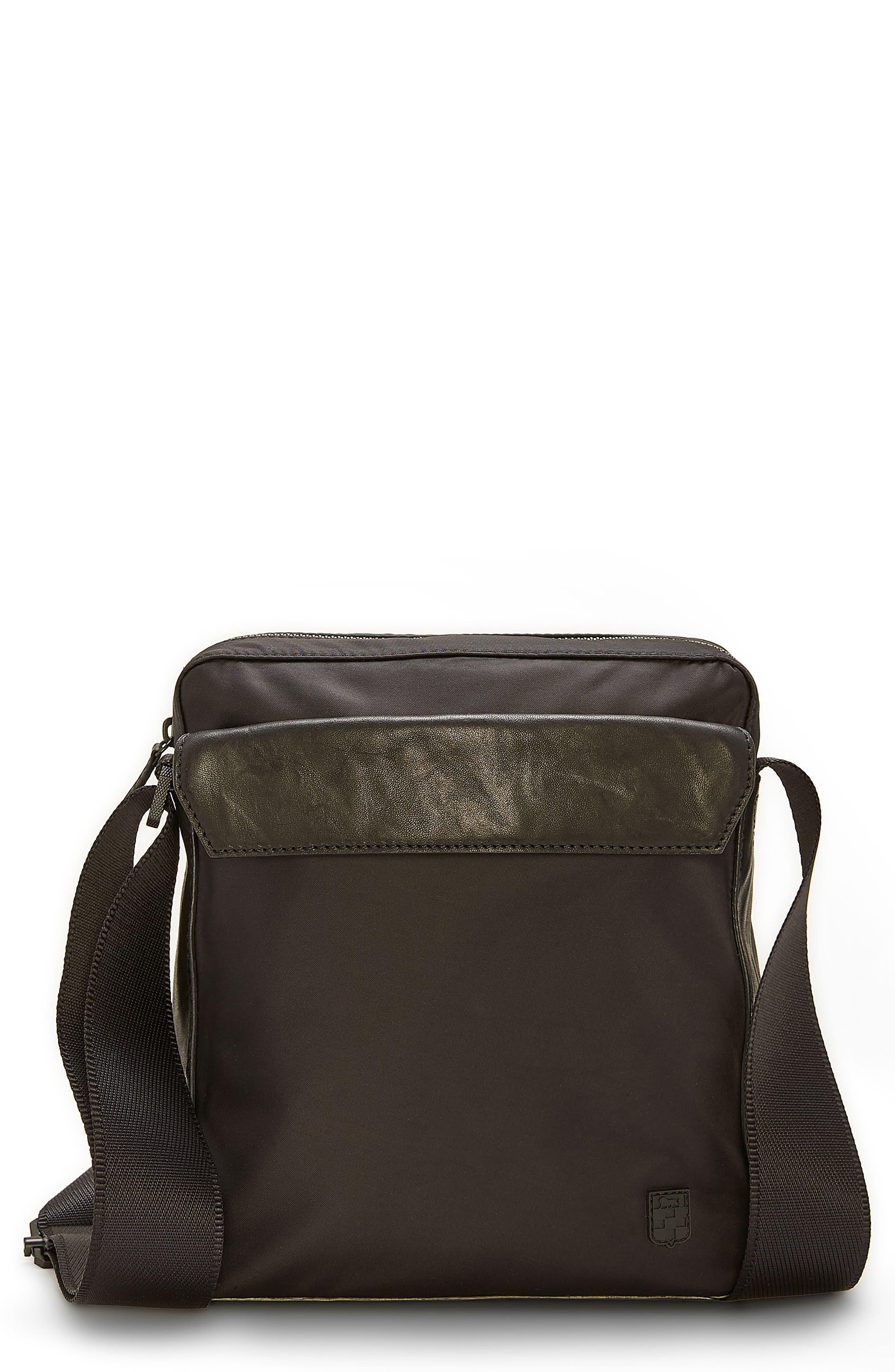 Basin Crossbody Bag,                         Main,                         color, Black
