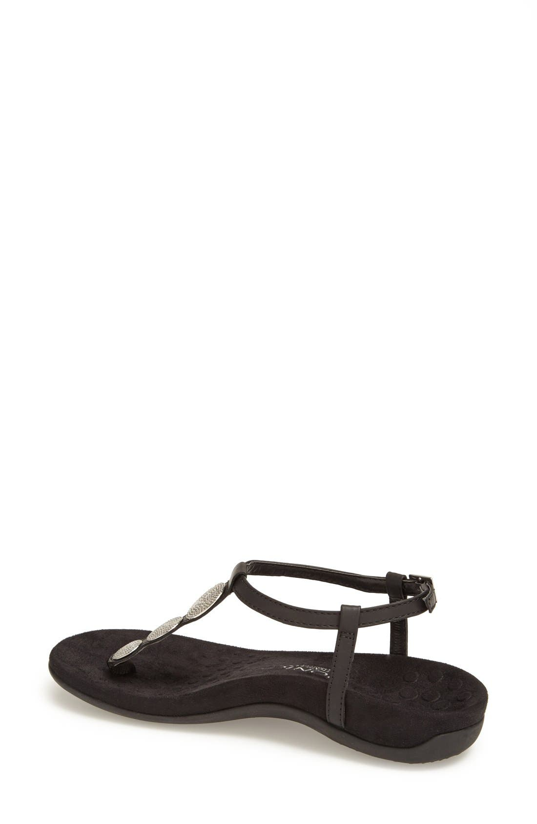Alternate Image 2  - Vionic 'Lizbeth' Thong Sandal (Women)