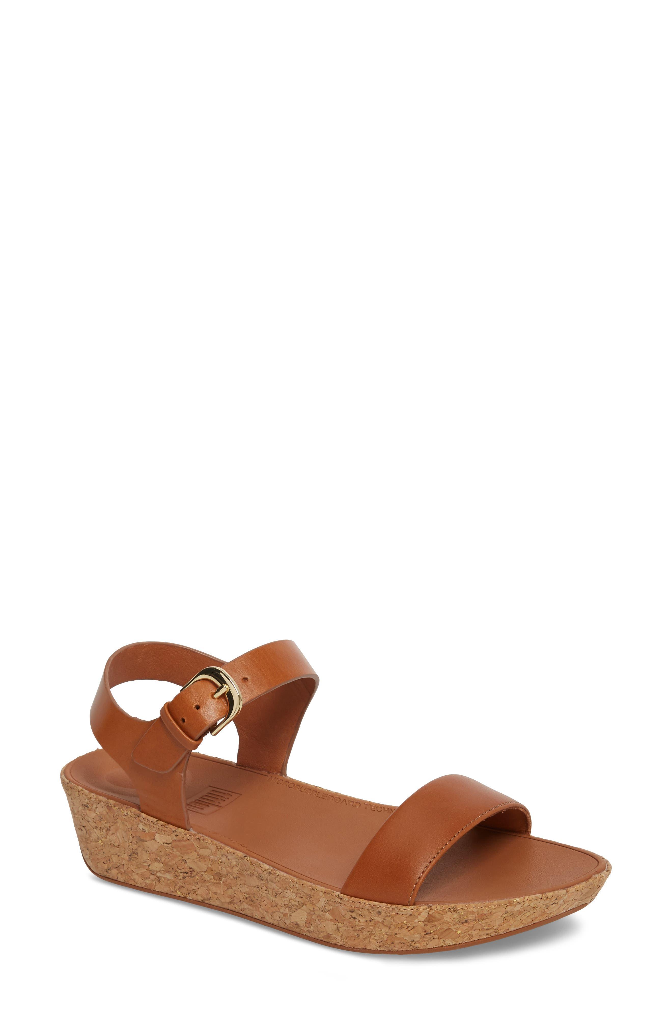 FitFlop Bon II Platform Sandal (Women)