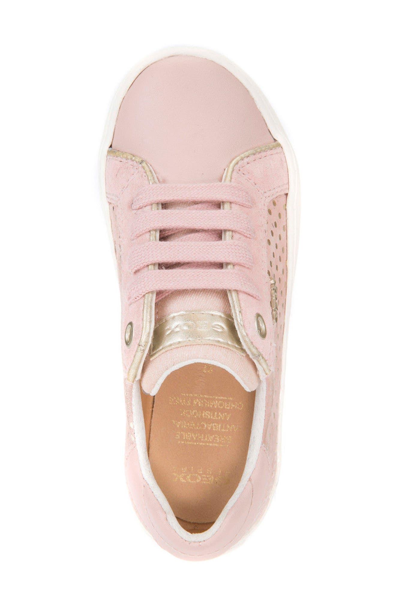 Kilwi Low Top Sneaker,                             Alternate thumbnail 5, color,                             Rose
