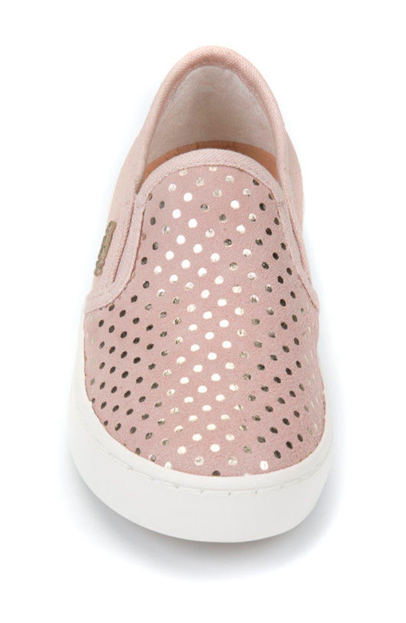 Kilwi Slip-On Sneaker,                             Alternate thumbnail 4, color,                             Skin