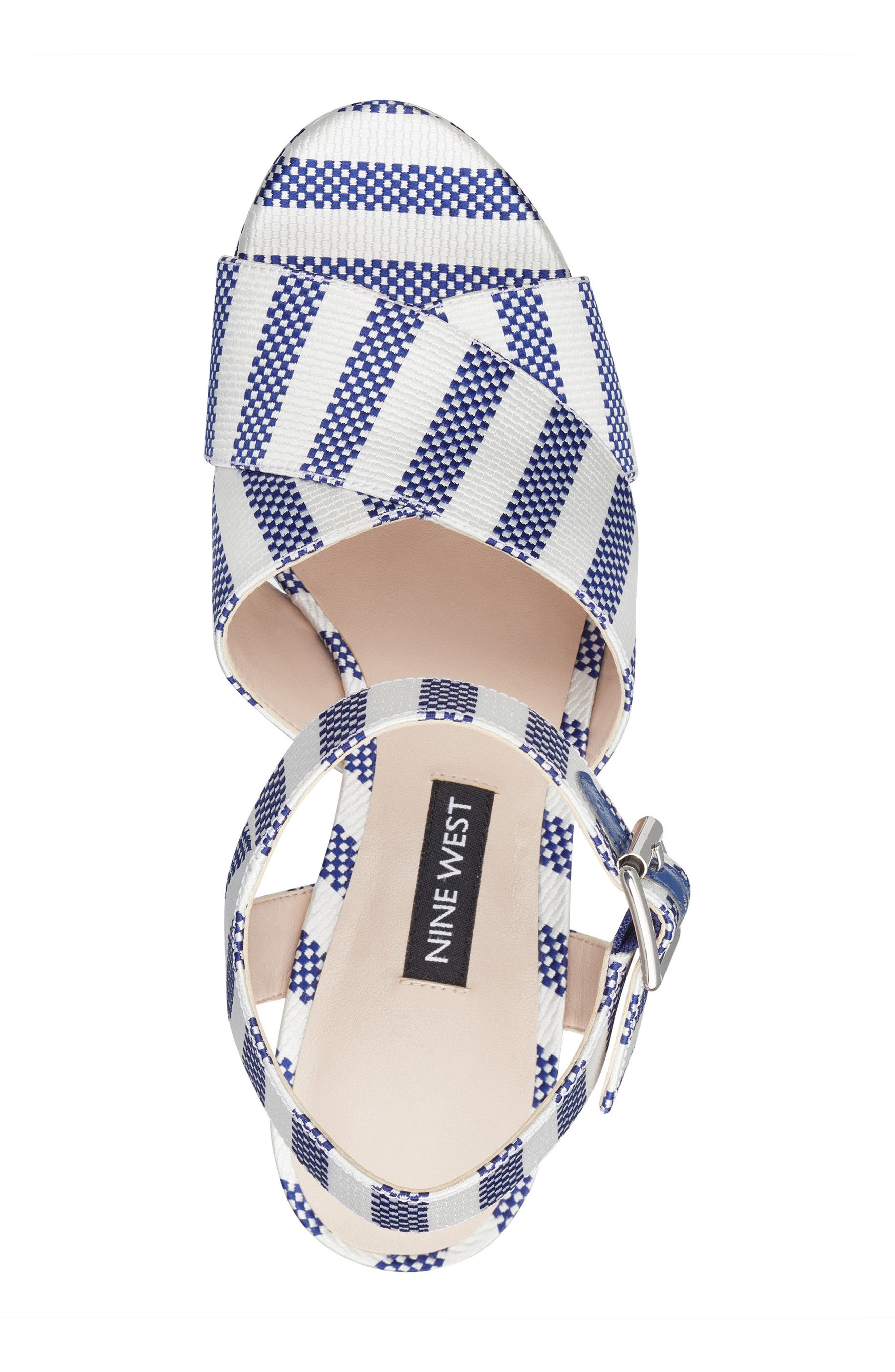 Alternate Image 5  - Nine West Jimar Platform Sandal (Women)